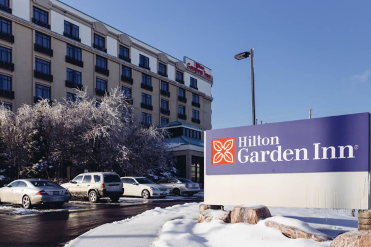 Hilton Garden Inn Markham Blogto Toronto