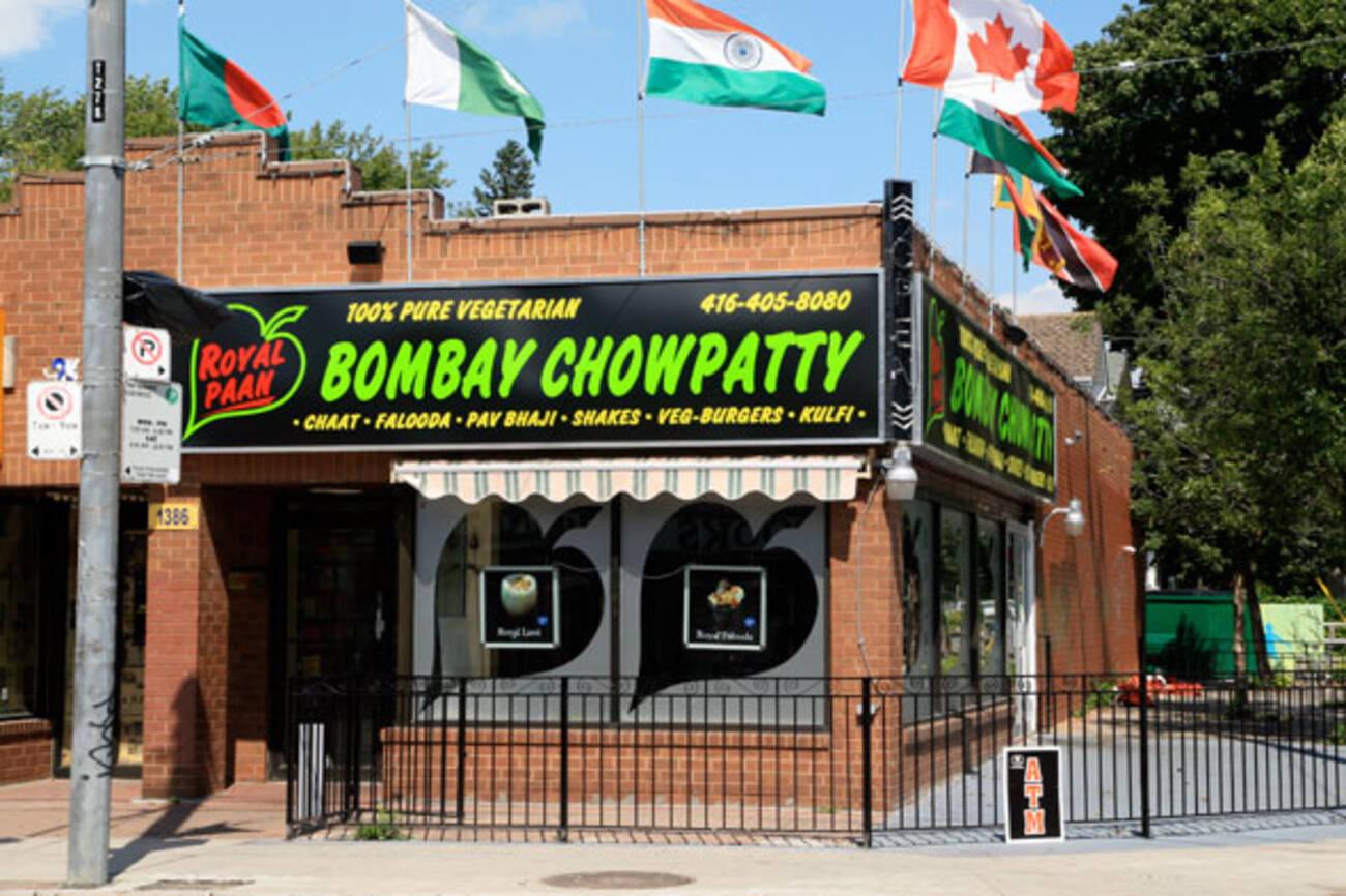 bombay chowpatty blogto toronto