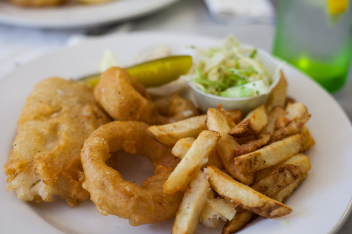 Ackroyds Fish and Chips Toronto