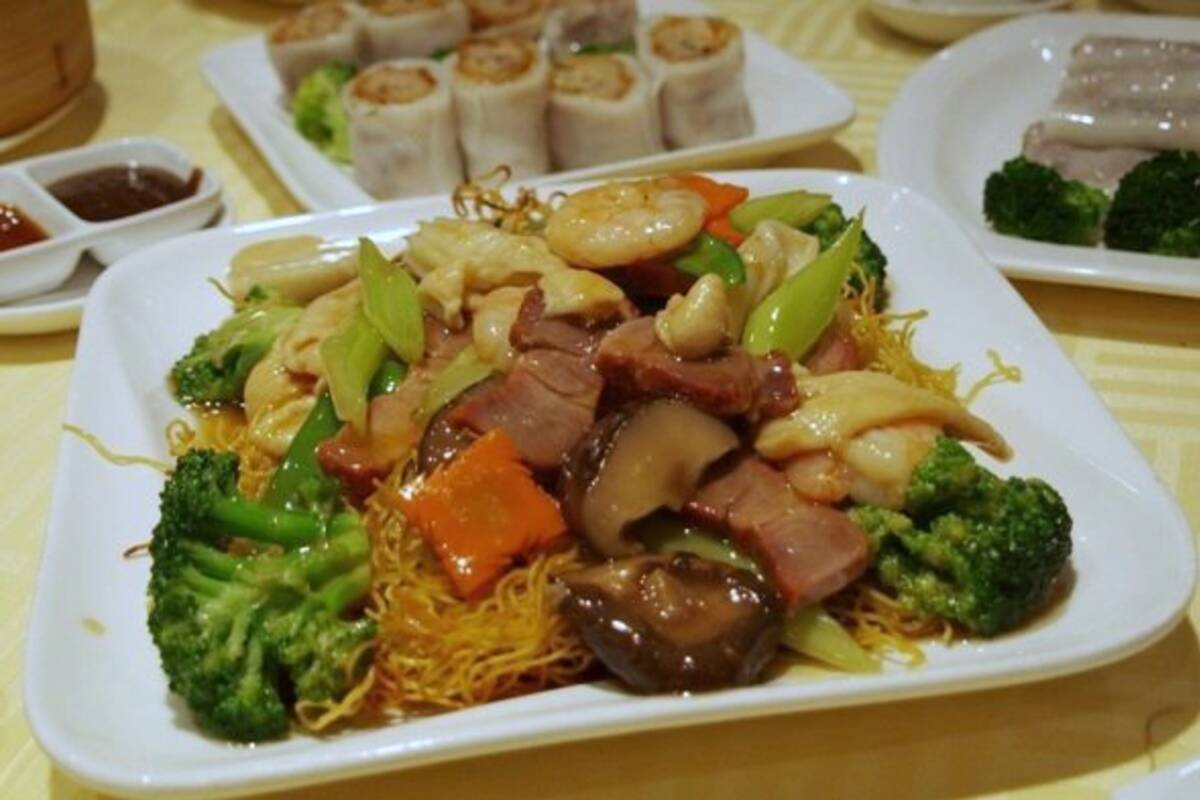 Grand chinese cuisine for Asian cuisine toronto