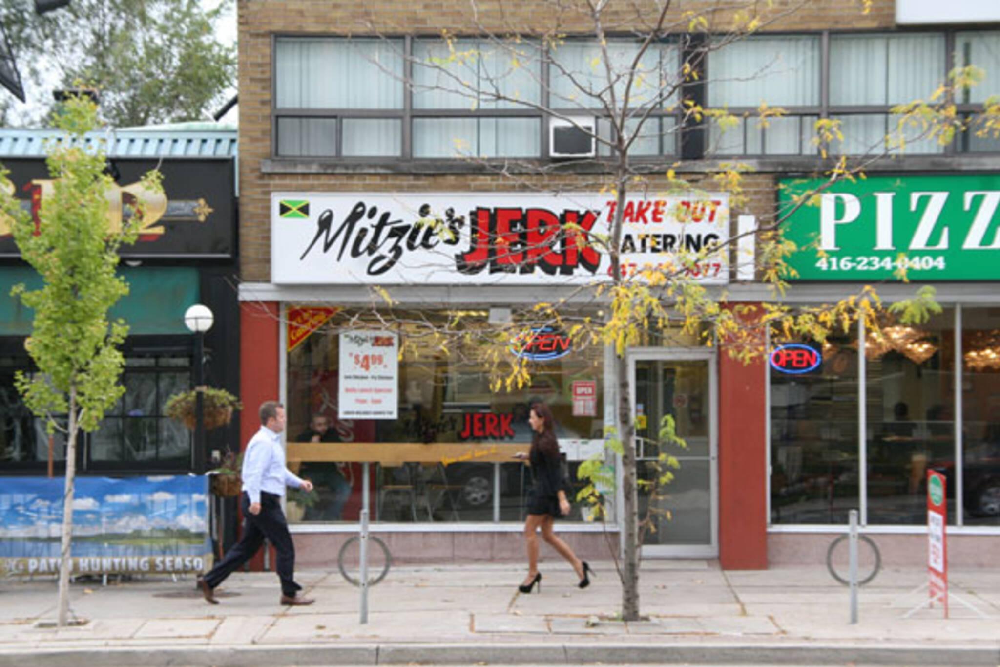Mitzie's Jerk Toronto