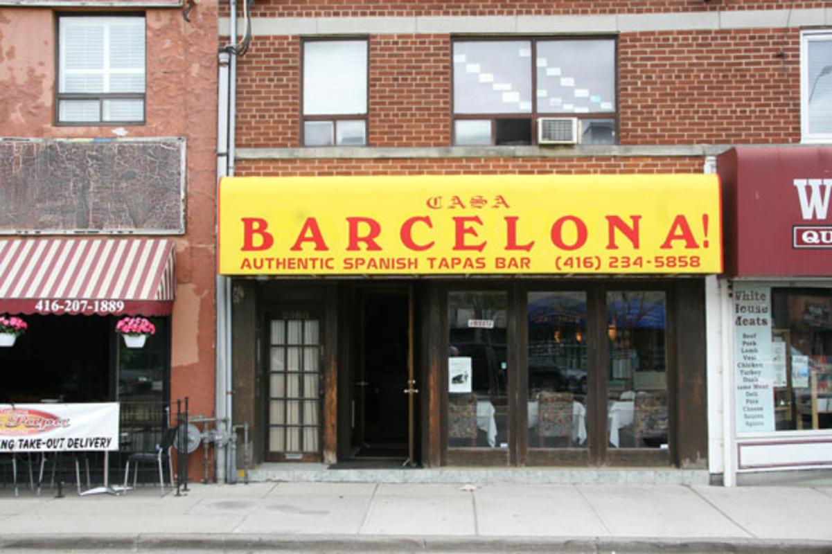 Casa Barcelona Toronto