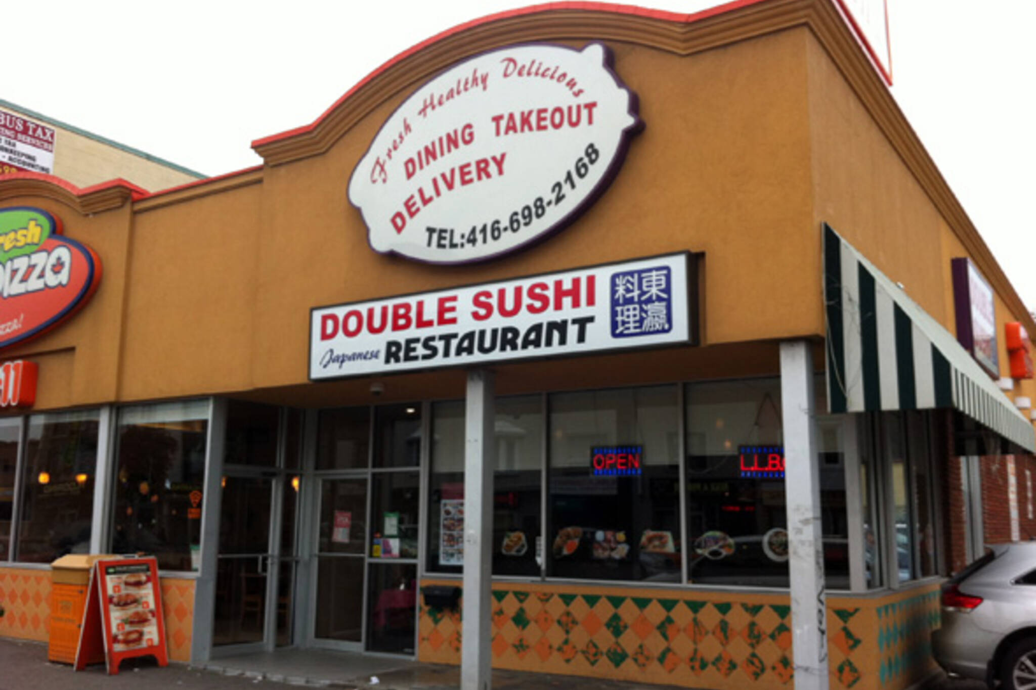 Double Sushi