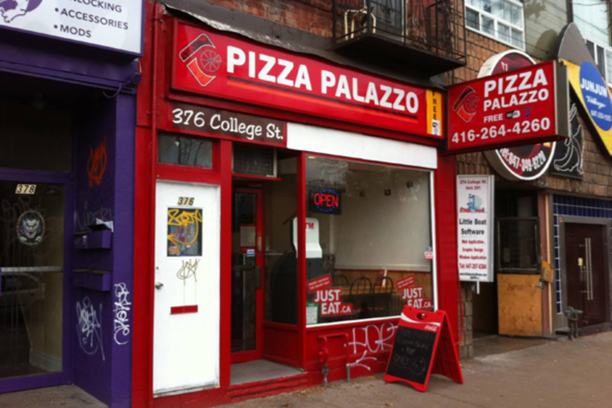 Pizza Palazzo