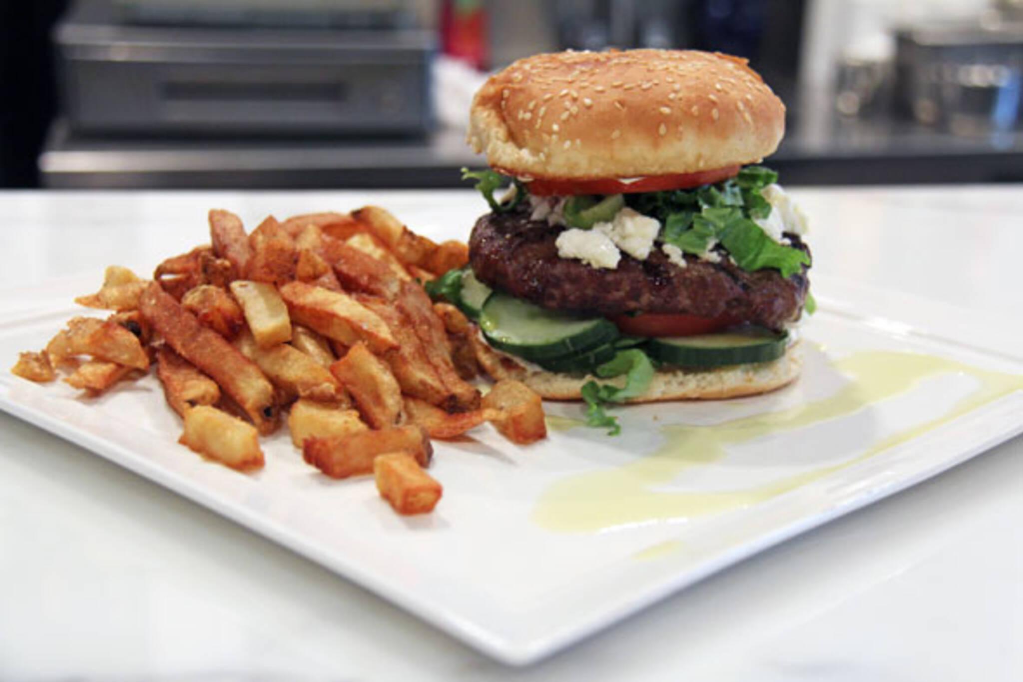 frankies burger toronto