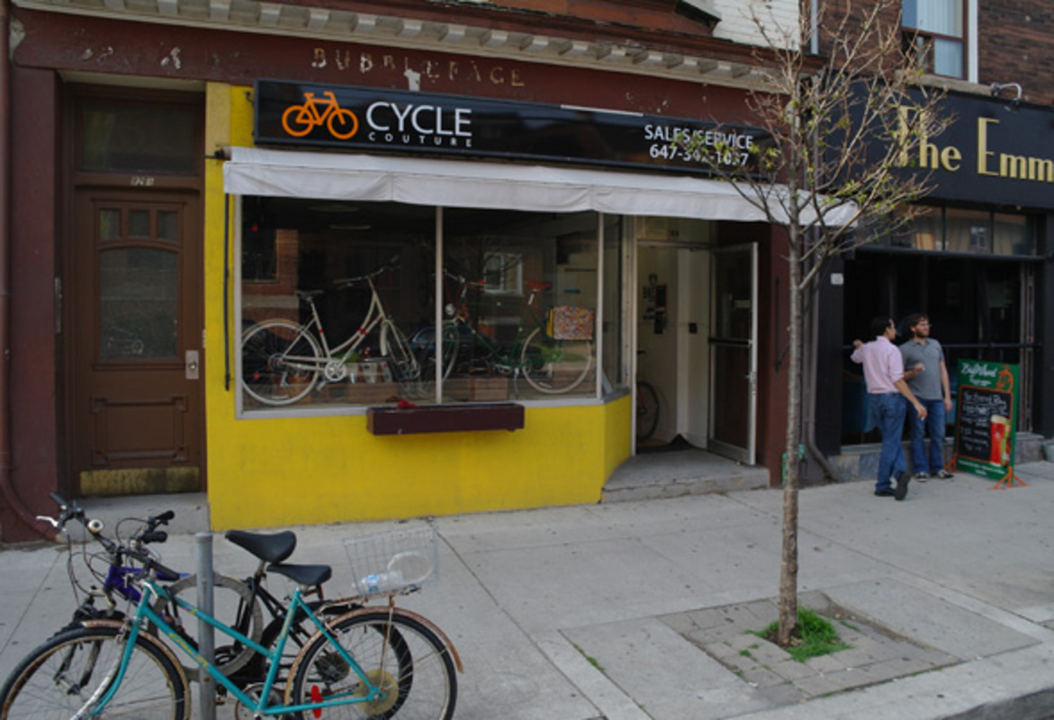 Cycle Couture Bike Shop Toronto
