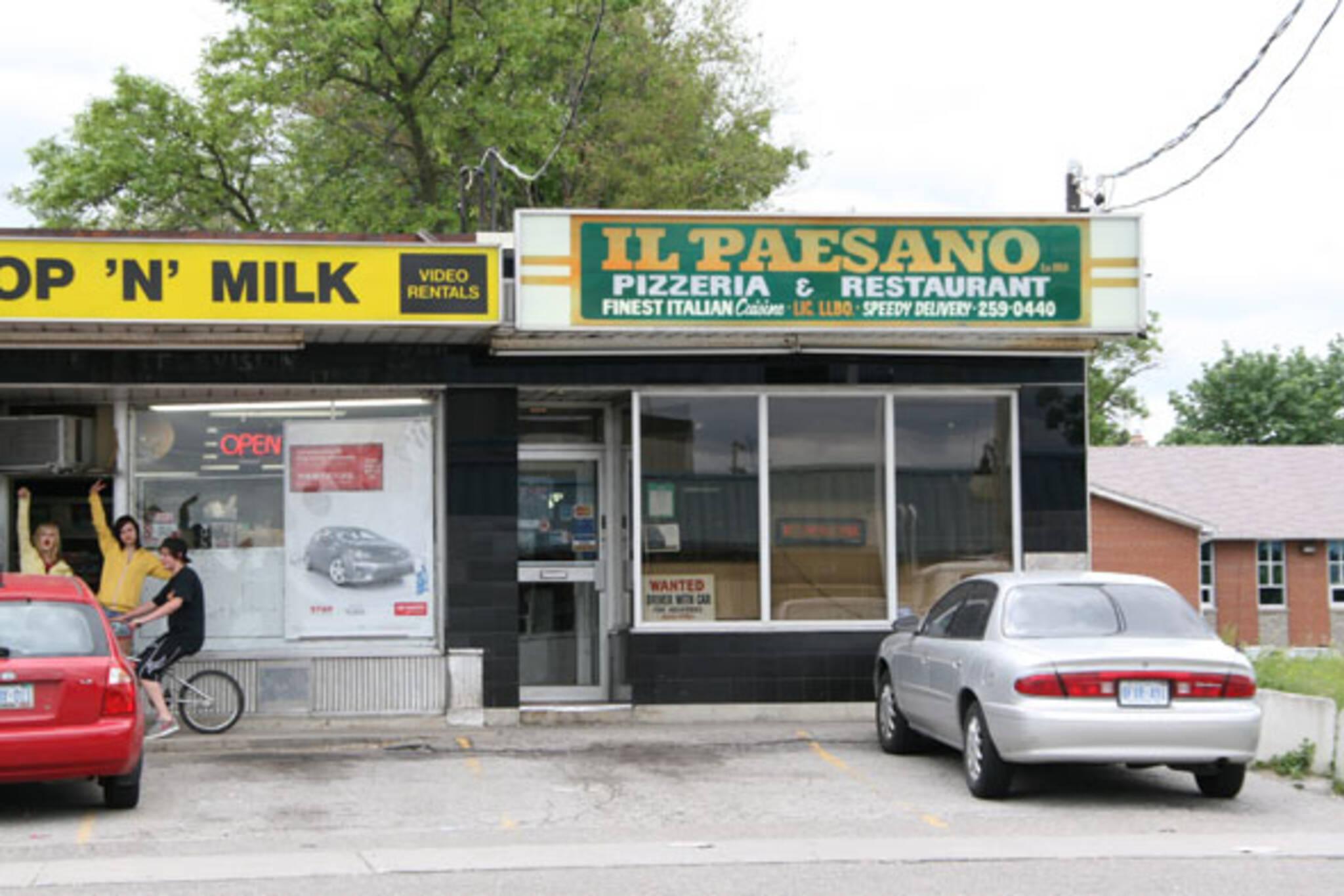 Il Paesano Toronto