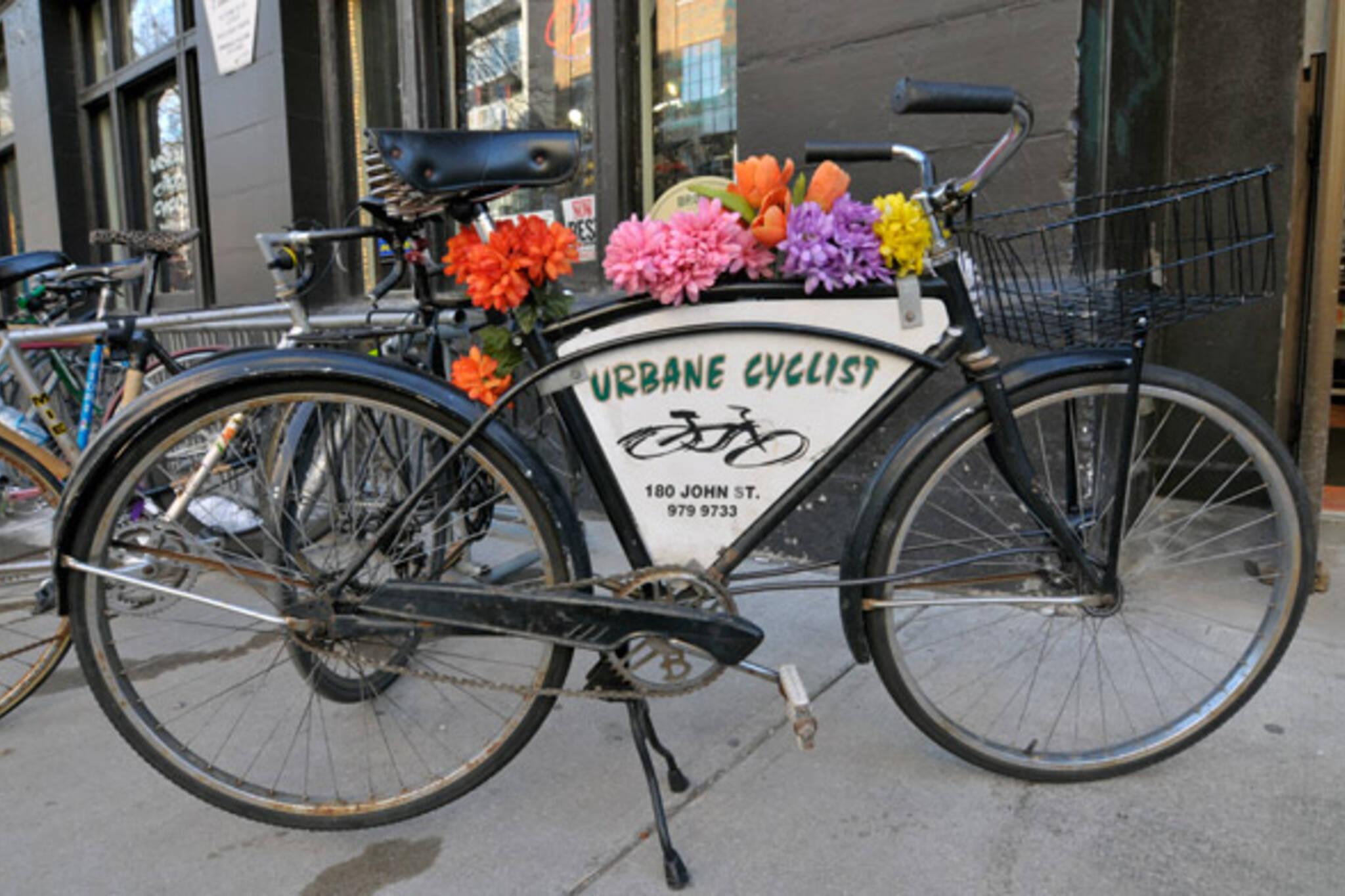 Urbane Cyclist Toronto