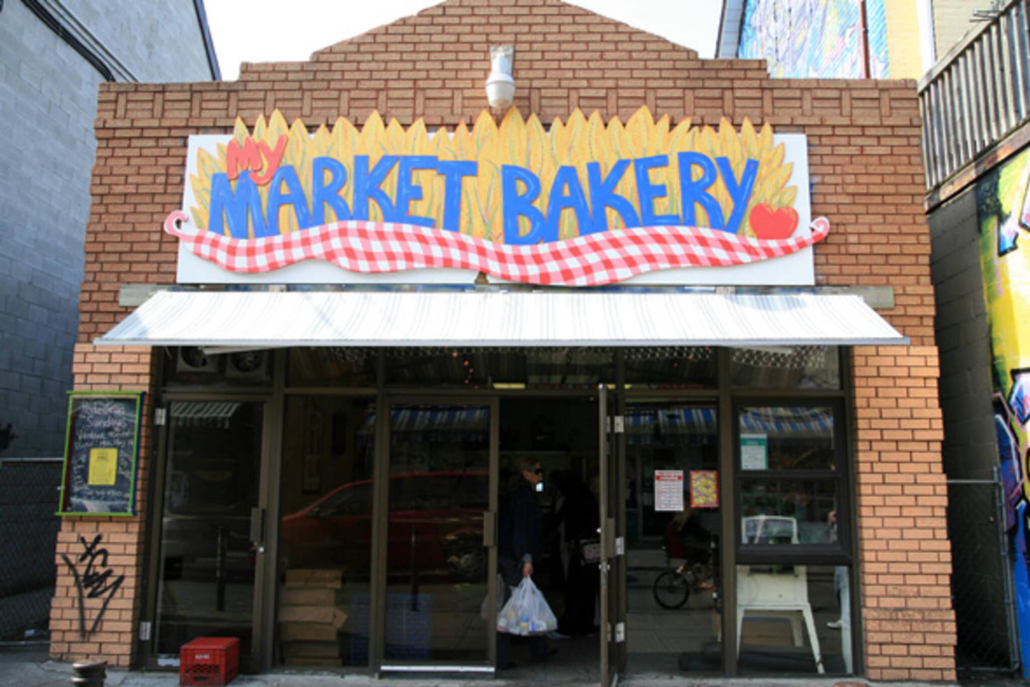My Market Bakery