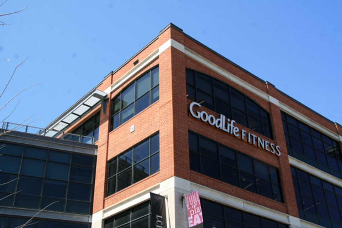 Goodlife Fitness Liberty Village