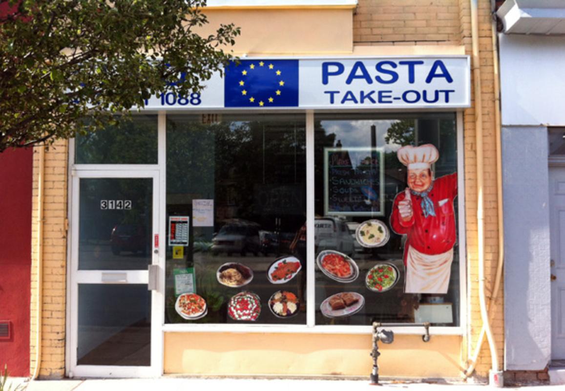 Euro Pasta Takeout