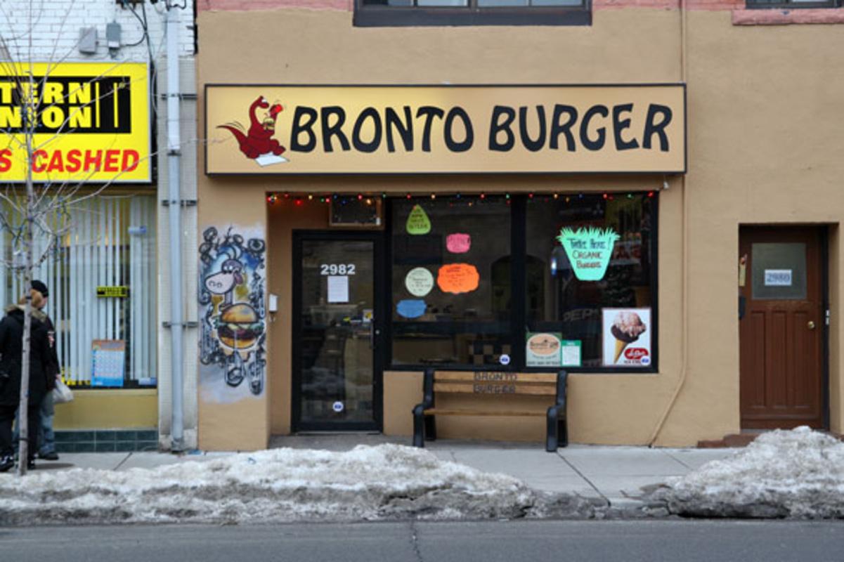 Bronto Burger