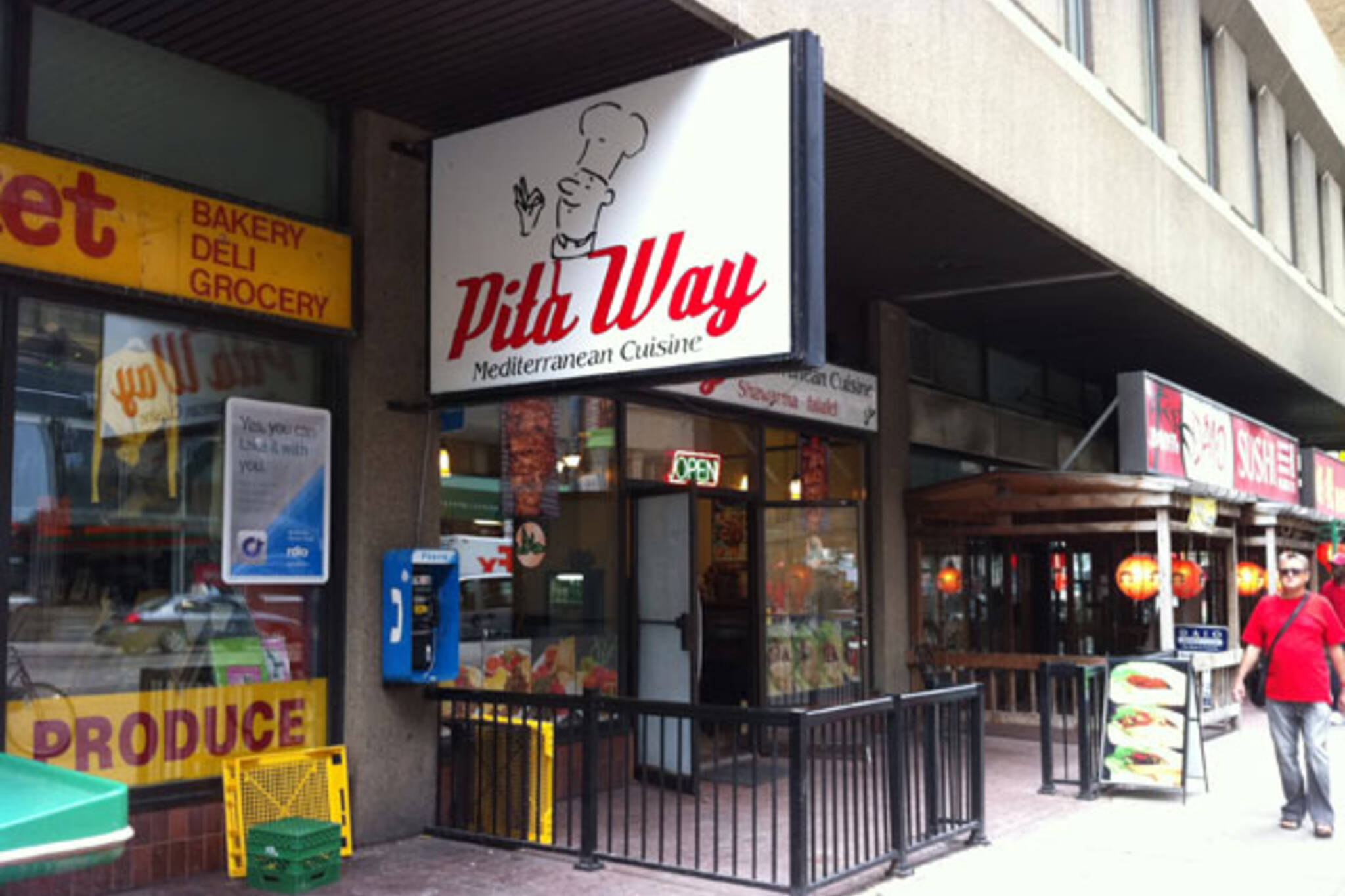 Pita Way Carlton St. Toronto