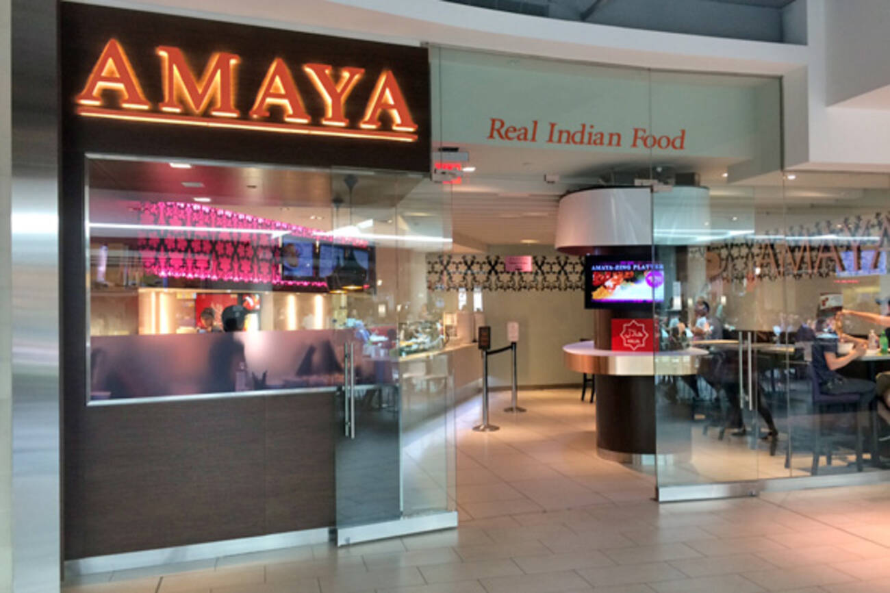Amaya express yorkdale blogto toronto for Amaya indian cuisine menu