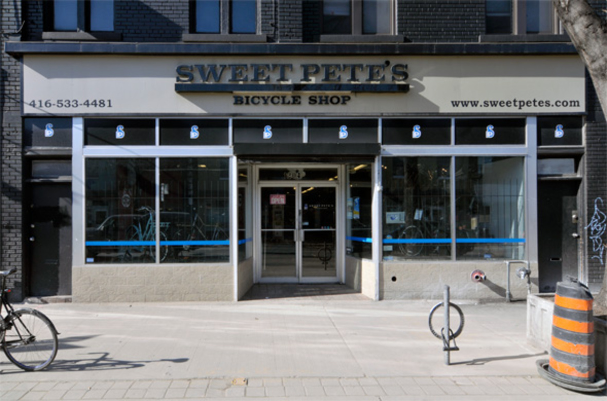 Sweet Pete's Bike Shop