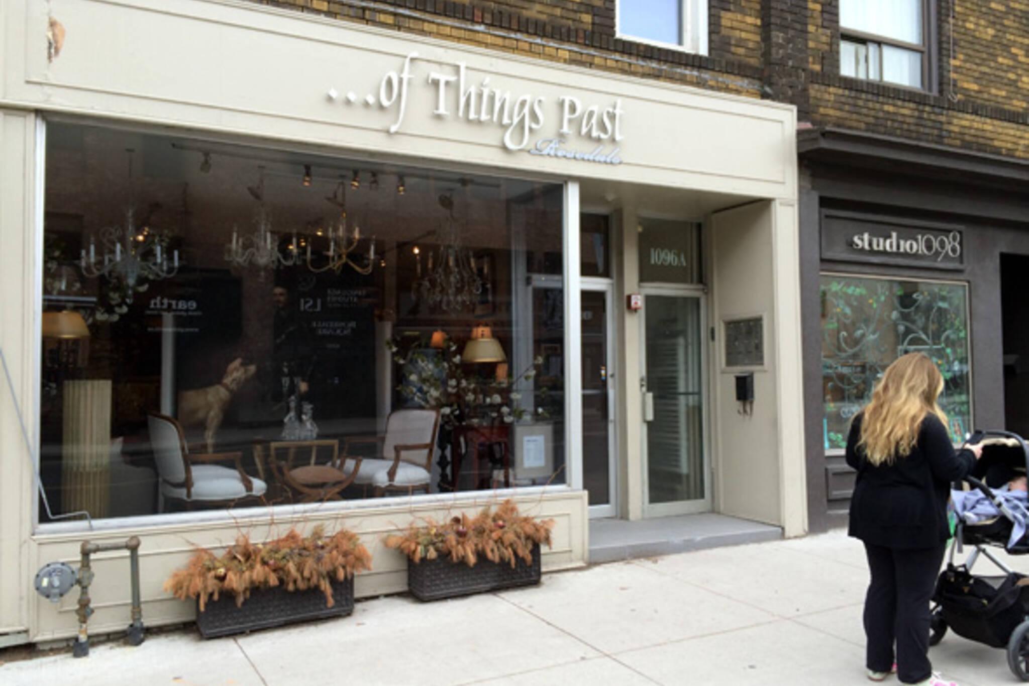 Of Things Past Rosedale Blogto Toronto