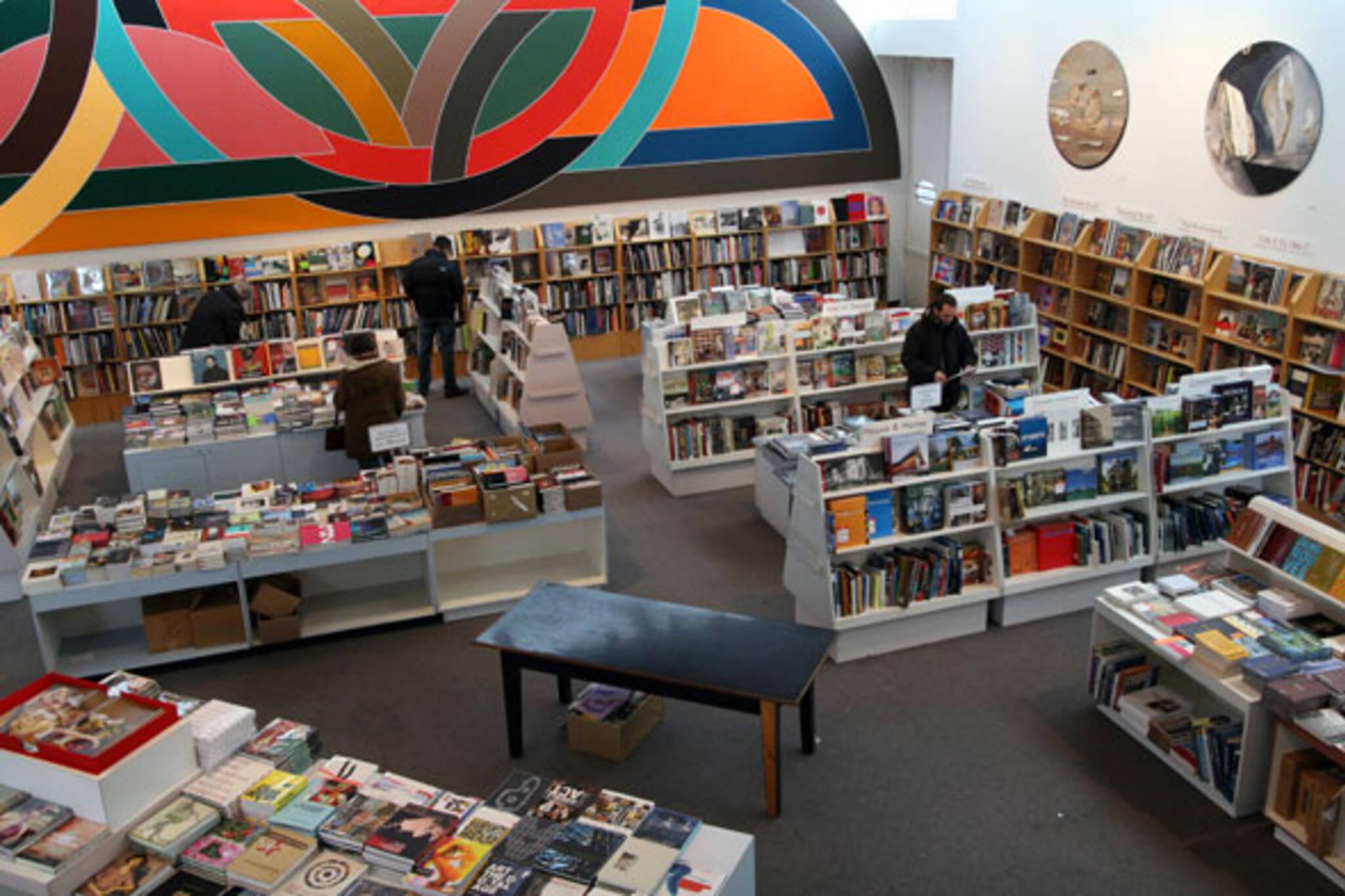 David Mirvish Books