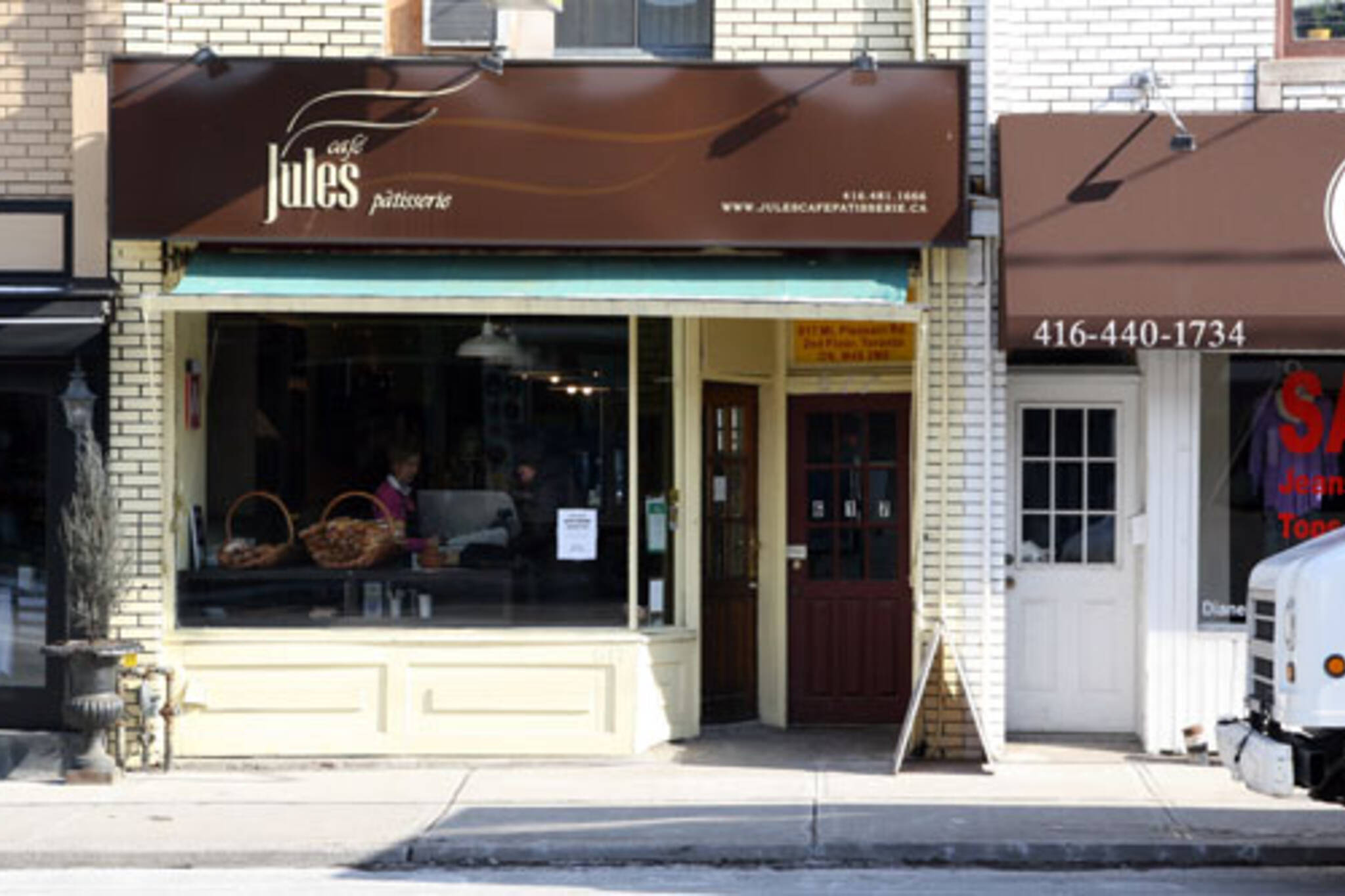 Jules Cafe Patisserie