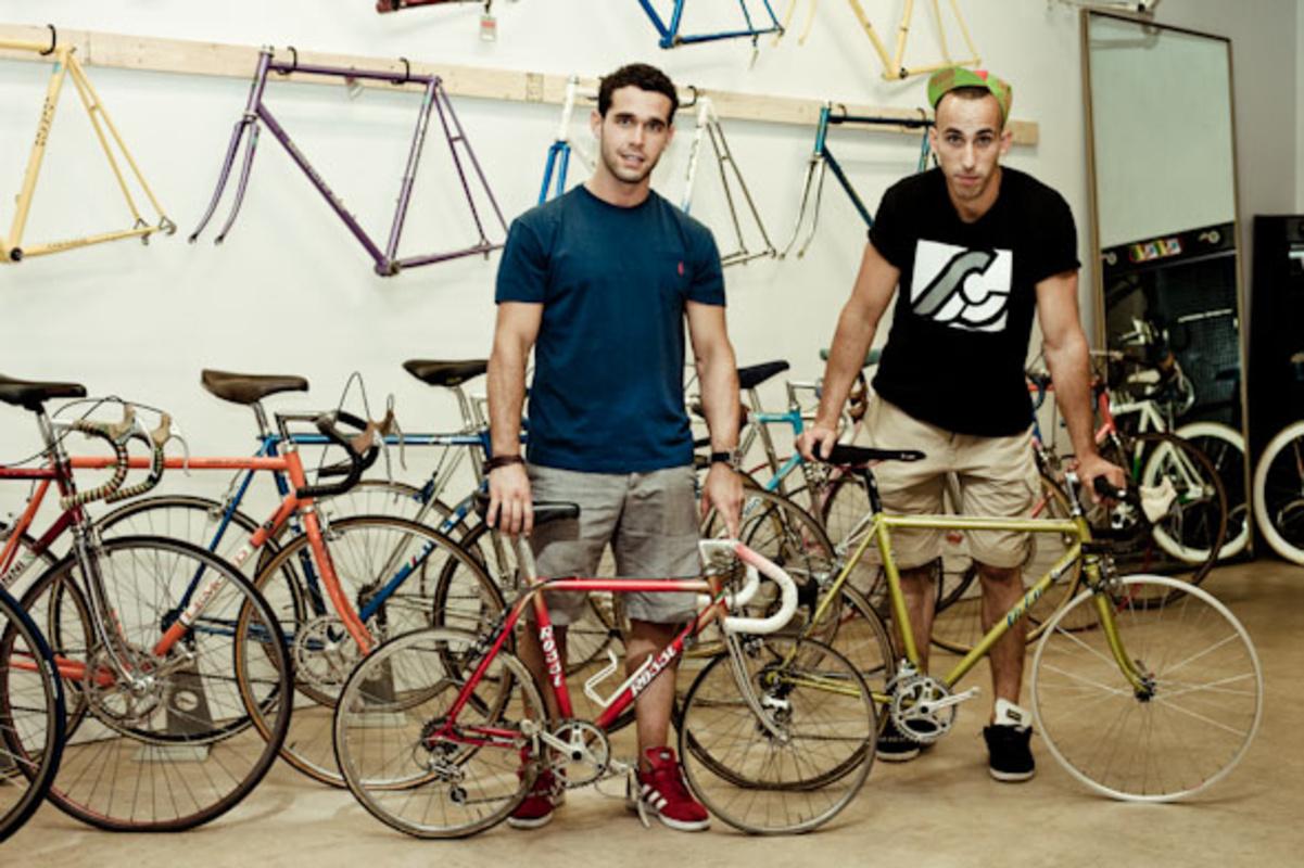 art bike gallery toronto