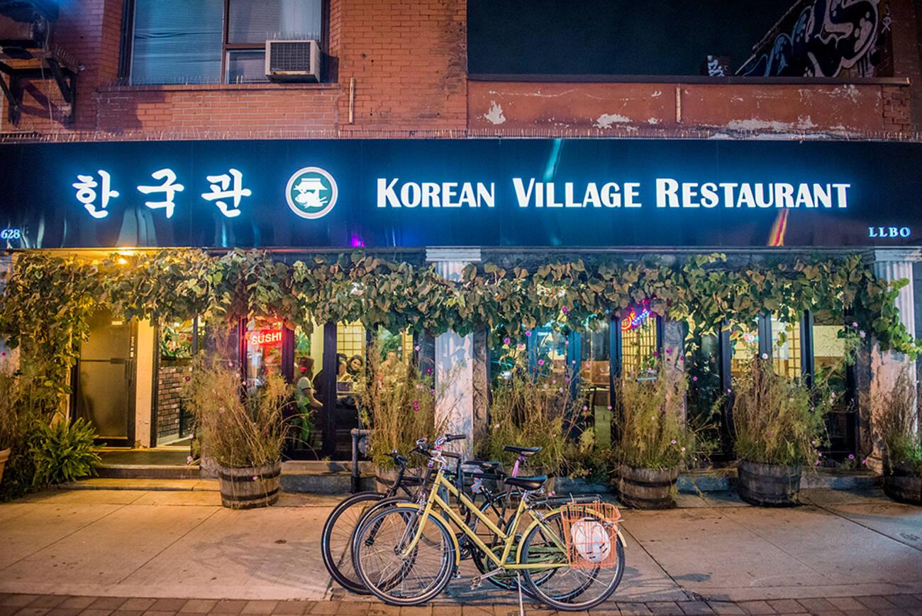 North Korean Restaurant Toronto