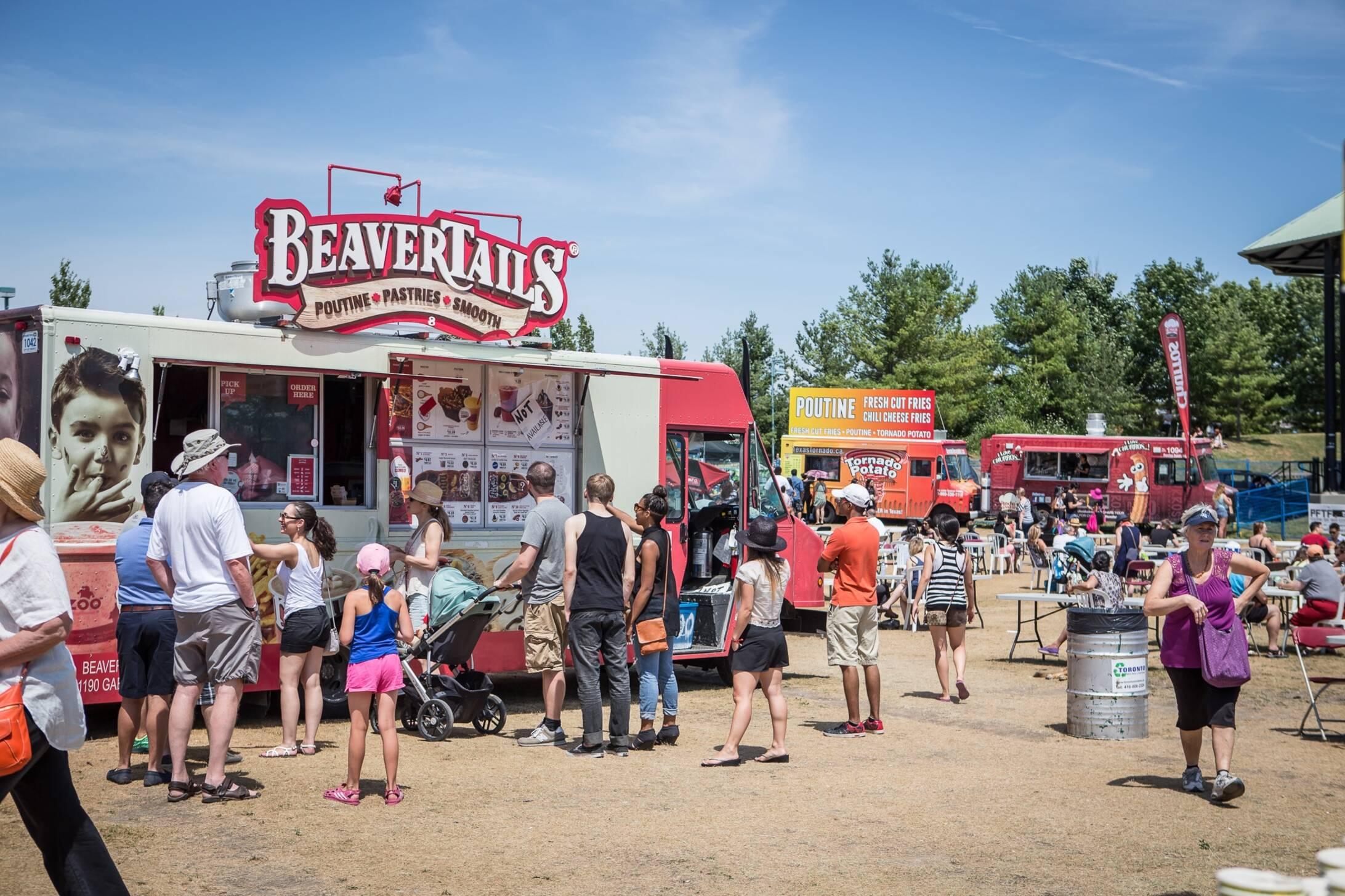 Food Truck Festival Toronto