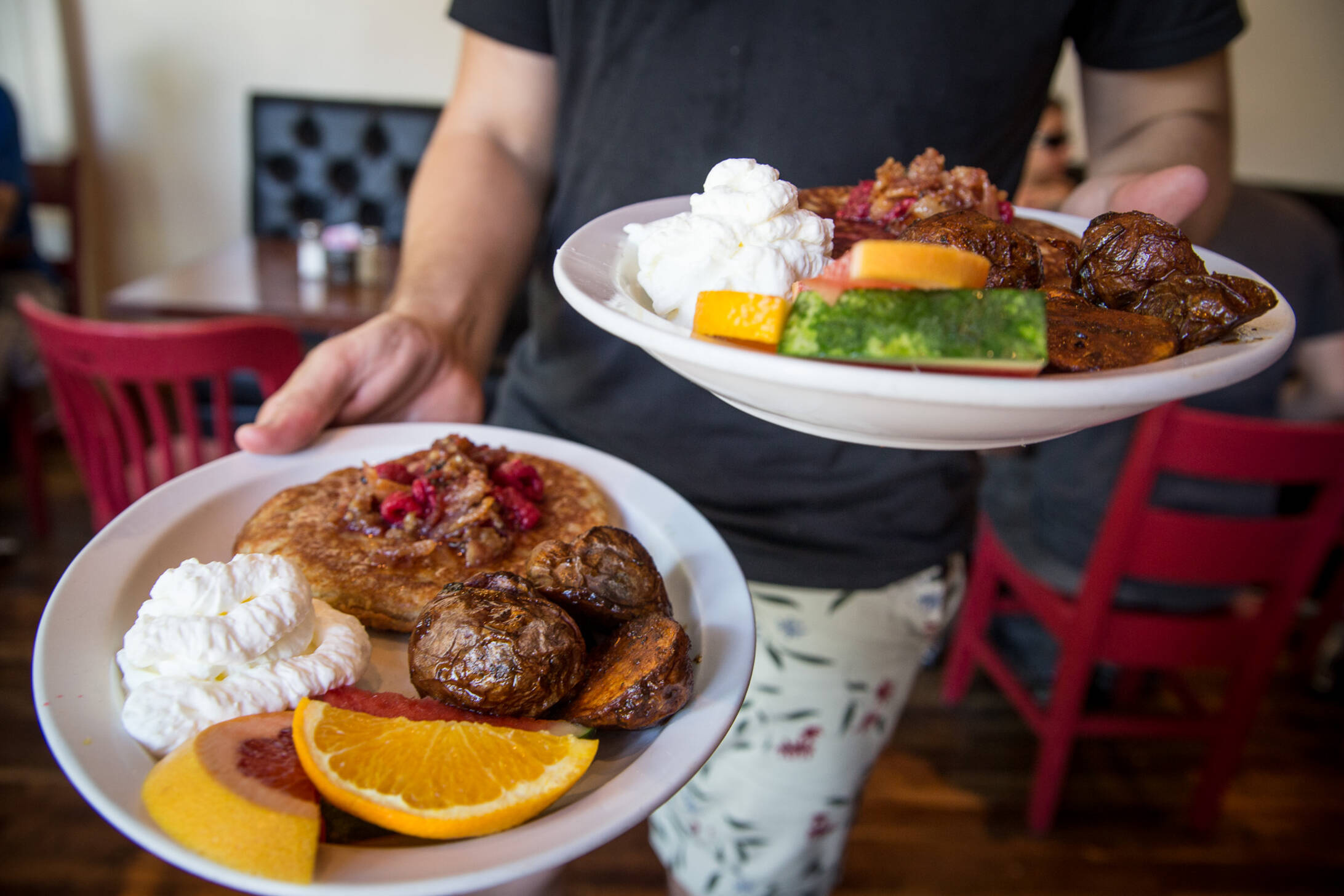 Brunch Restaurants In Downtown Chicago