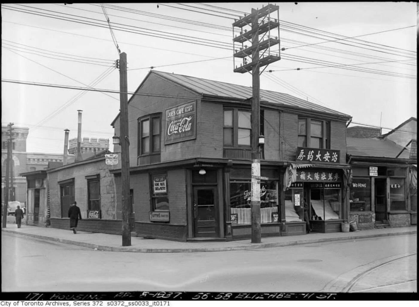 Restaurants Near  Queen Street West