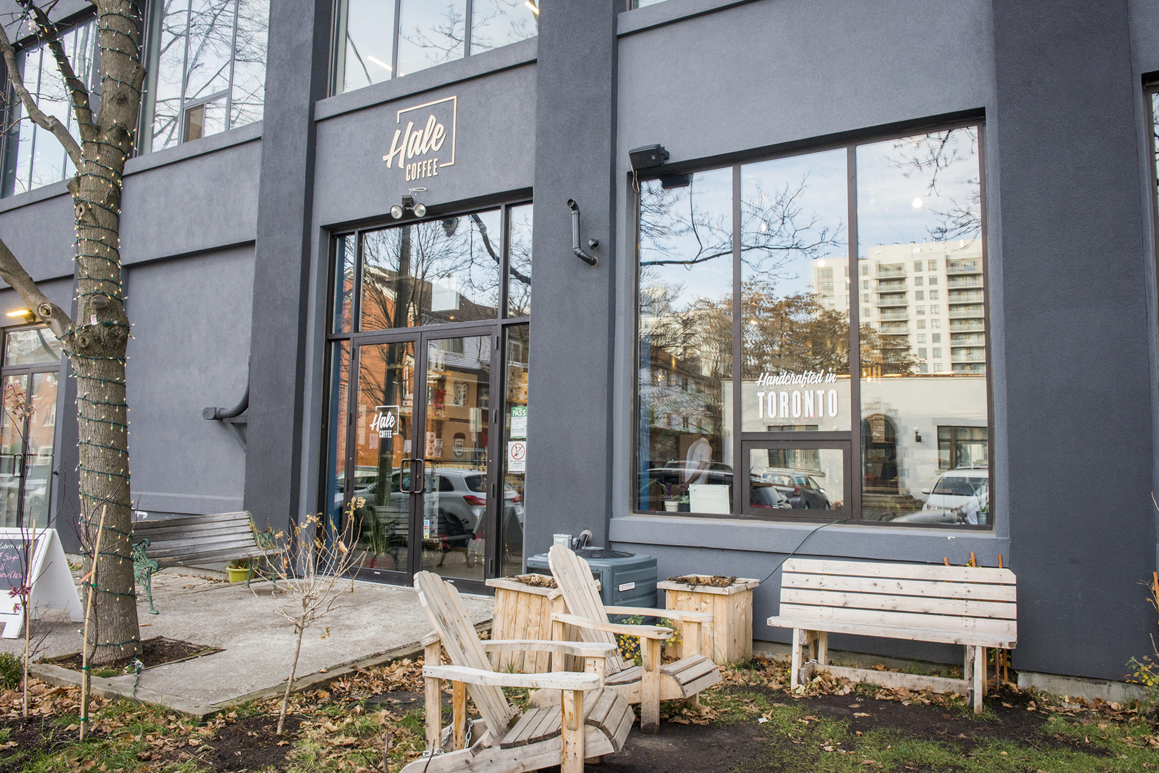 Hale Coffee Toronto
