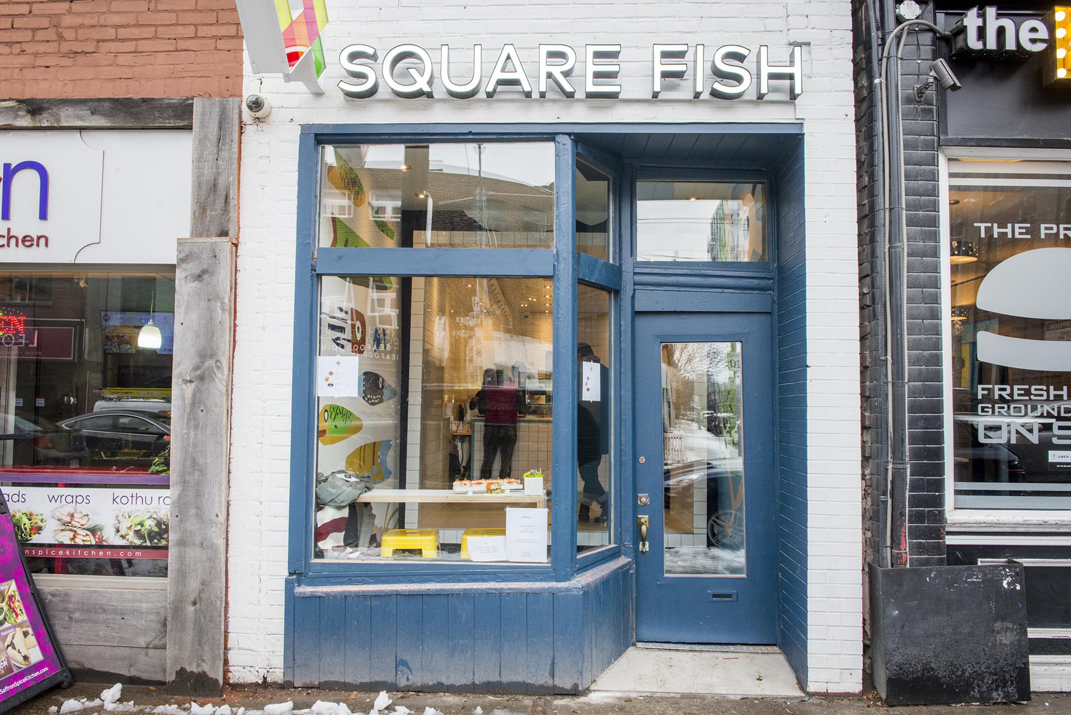 Square Fish Toronto