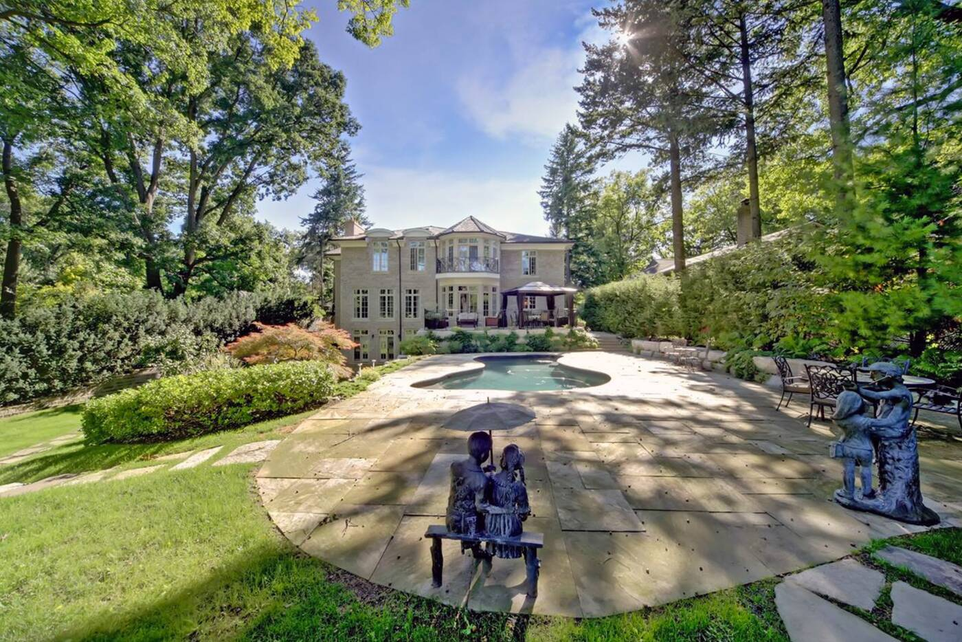 what kind of house does 7 million get you in toronto