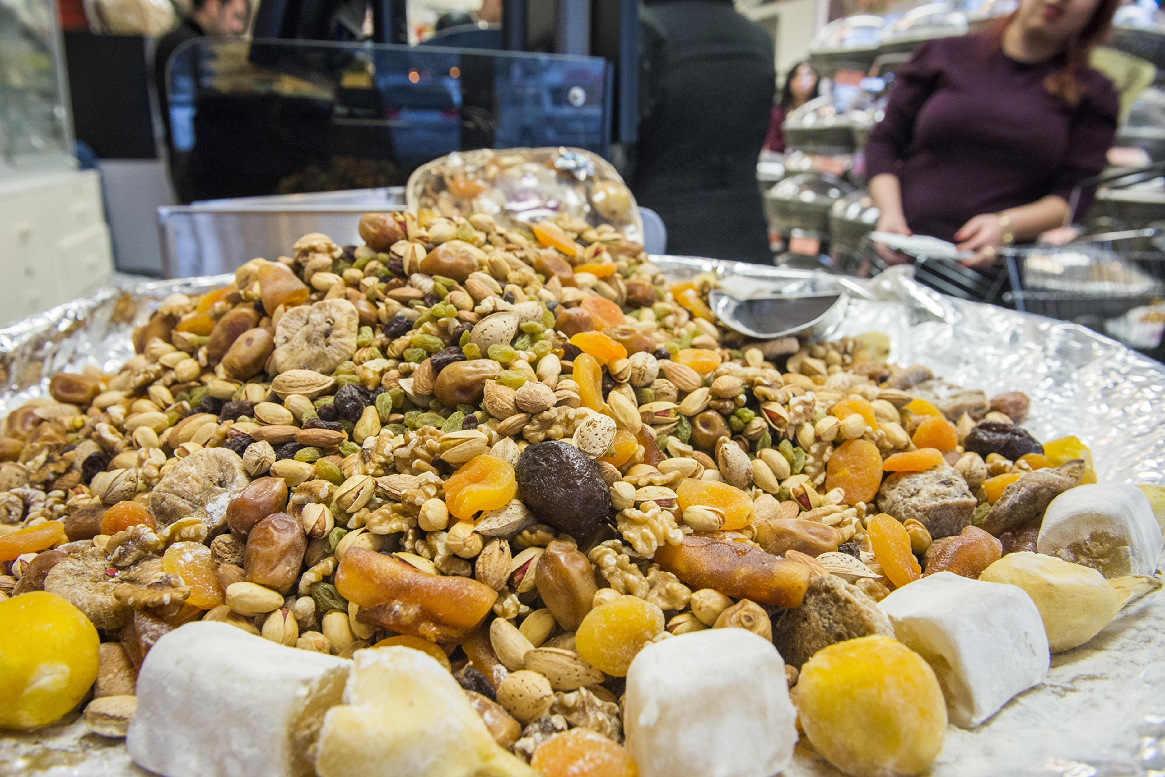 Tavazo Nuts Fruits Toronto