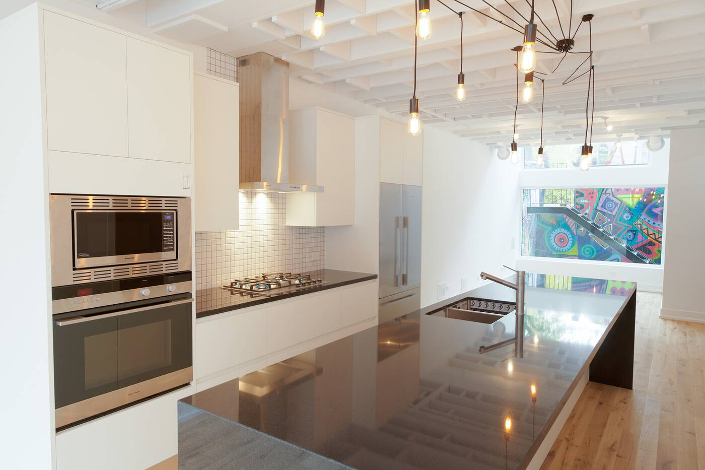 House of the week 60 melbourne avenue for Scavolini kitchens toronto