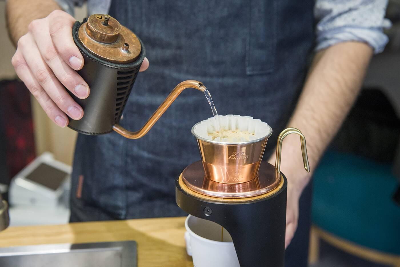 Coffee Crate Toronto