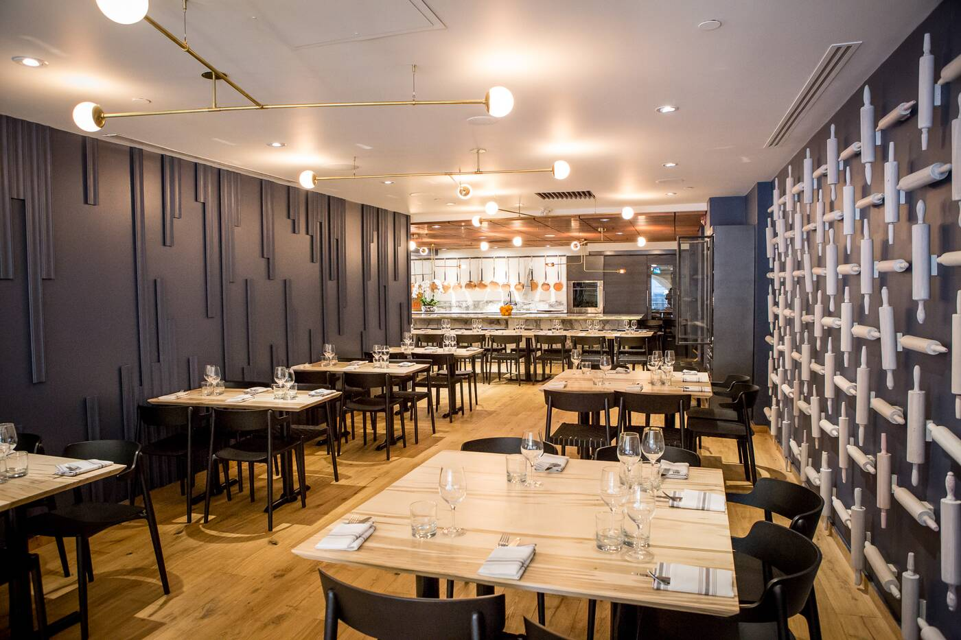 Oretta blogto toronto for Best restaurants with private dining rooms toronto