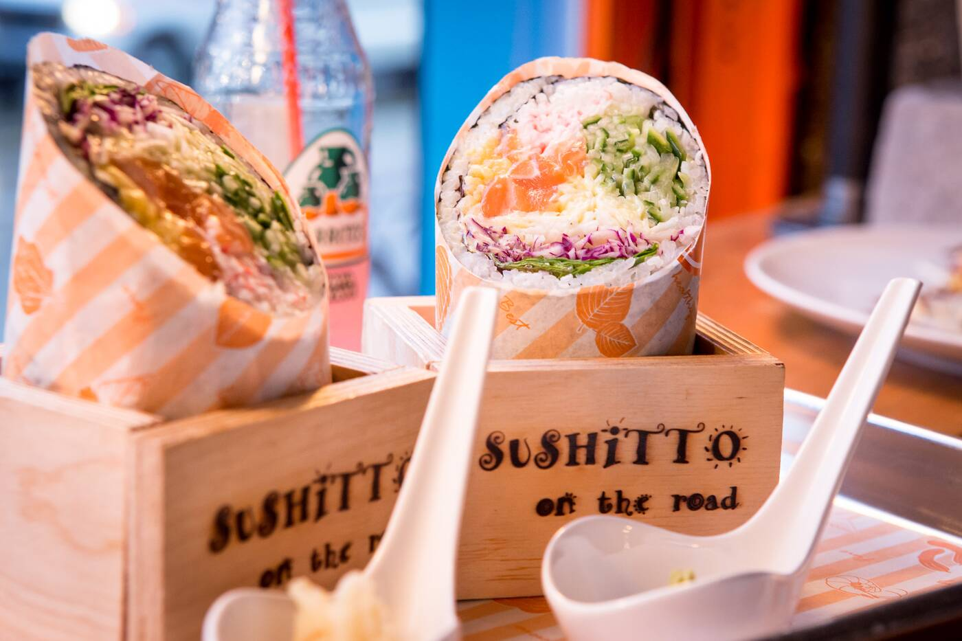 Sushitto Rollipub Toronto