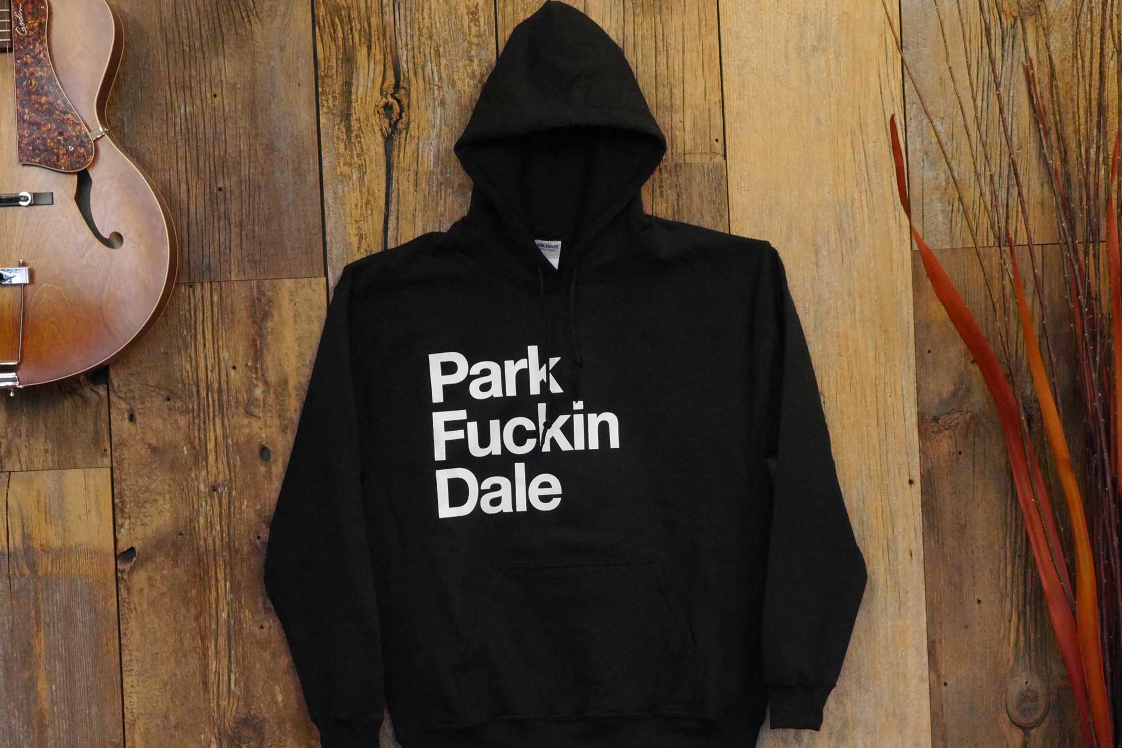 park fuckin dale