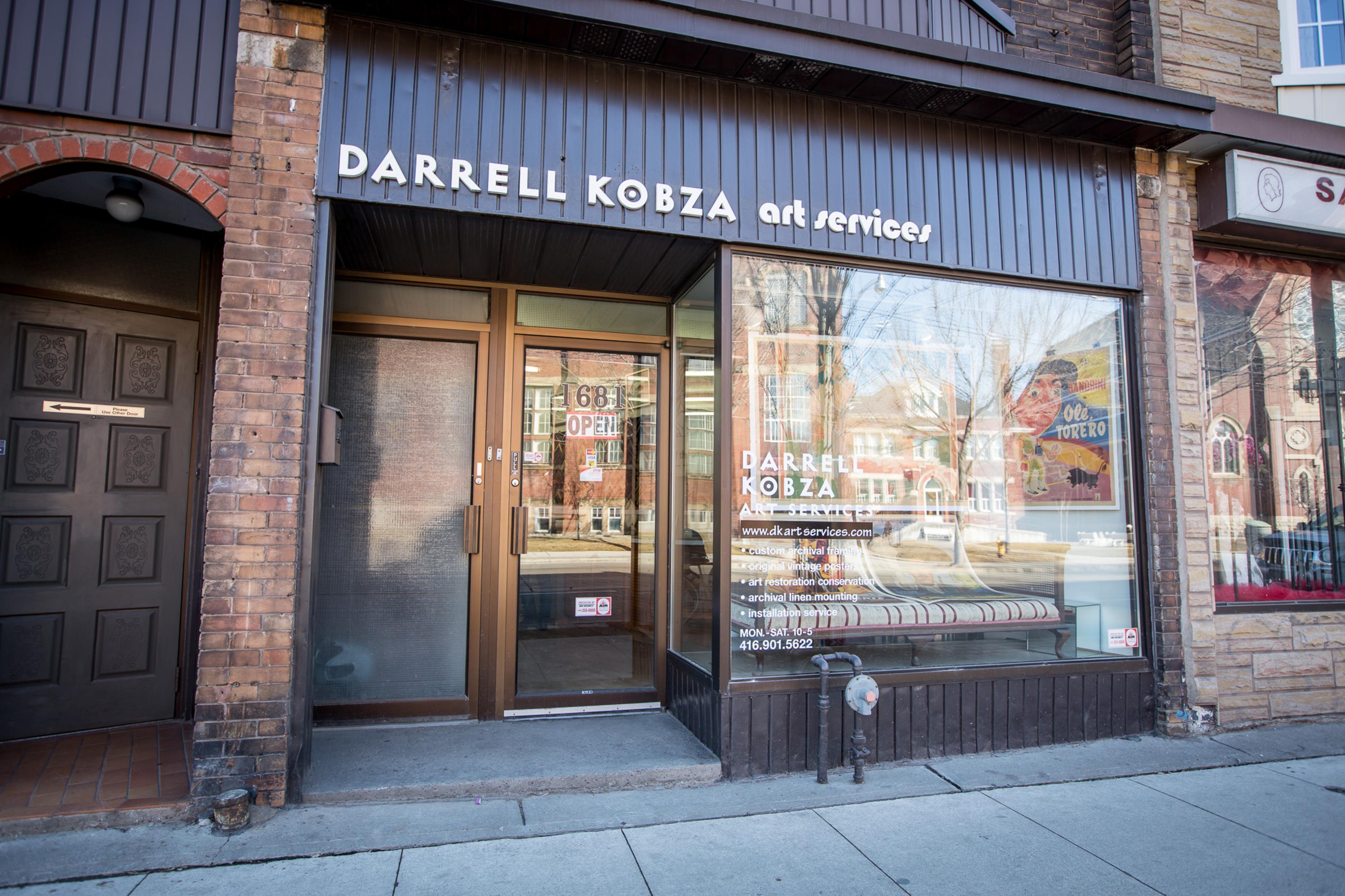Darrell Kobza Art Services Toronto
