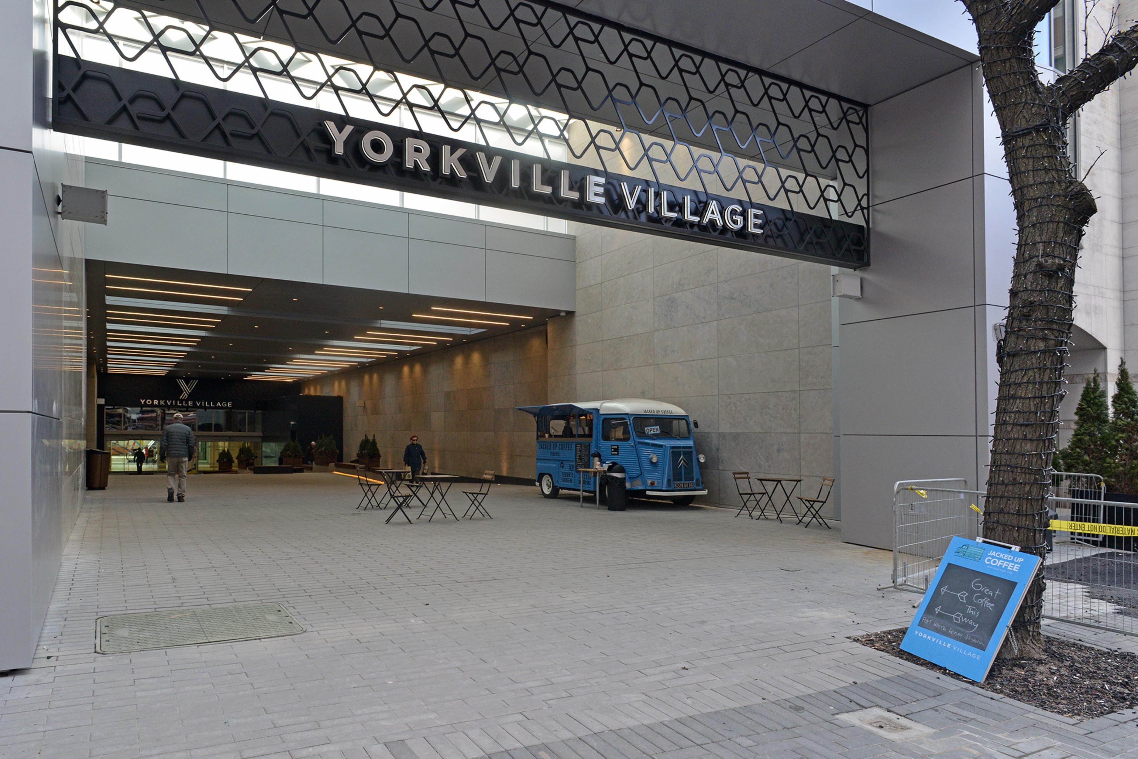 yorkville village toronto