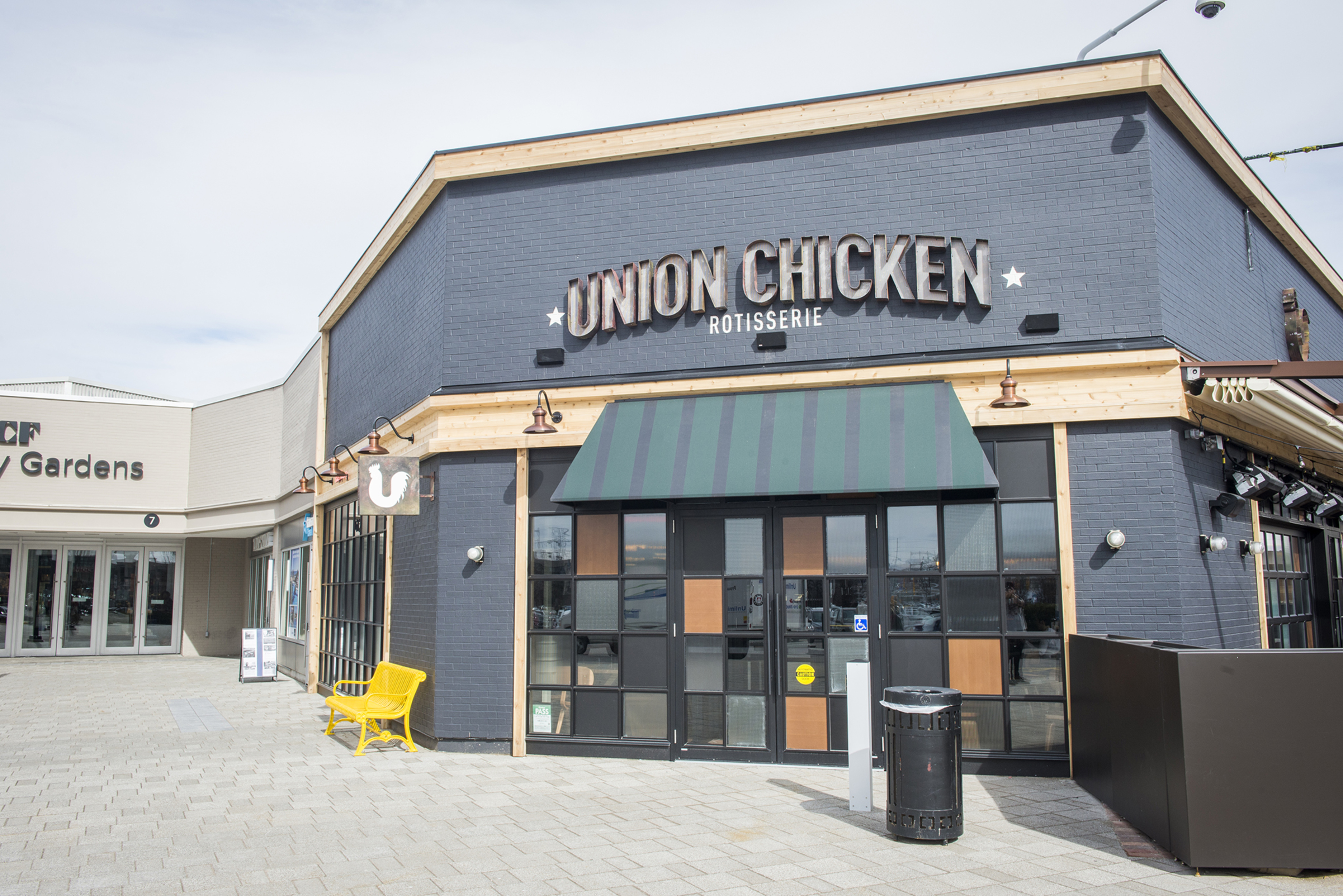 Union Chicken Toronto