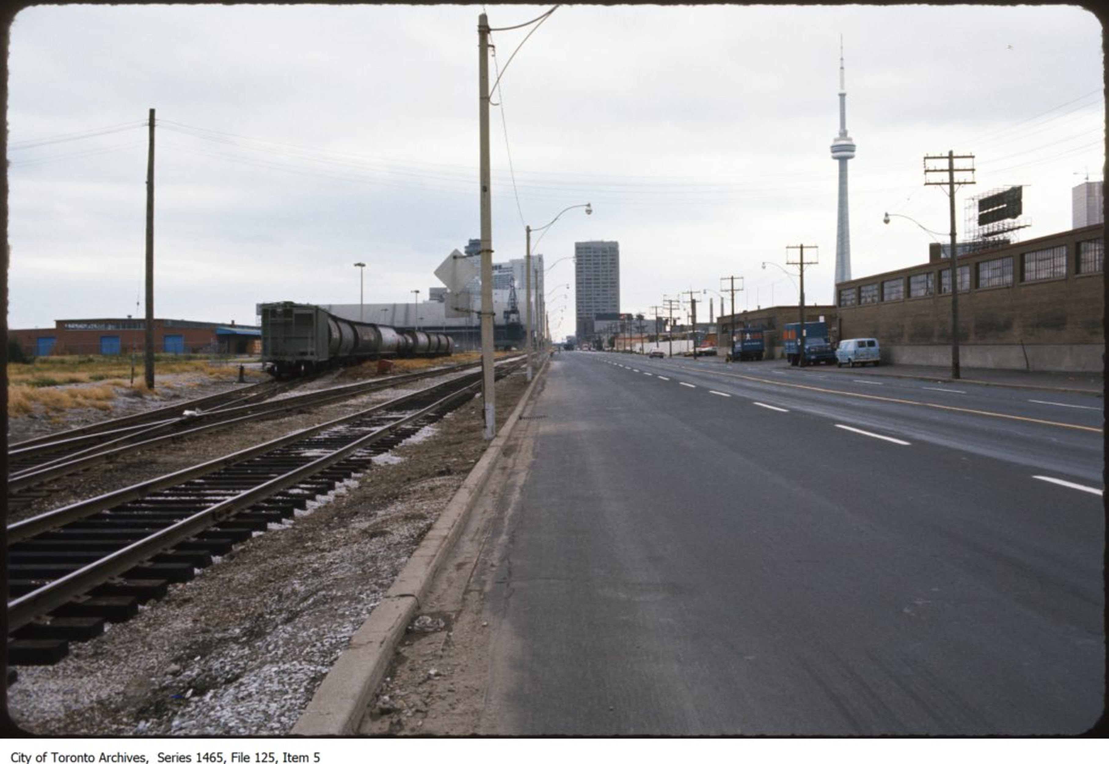 toronto industrial lands