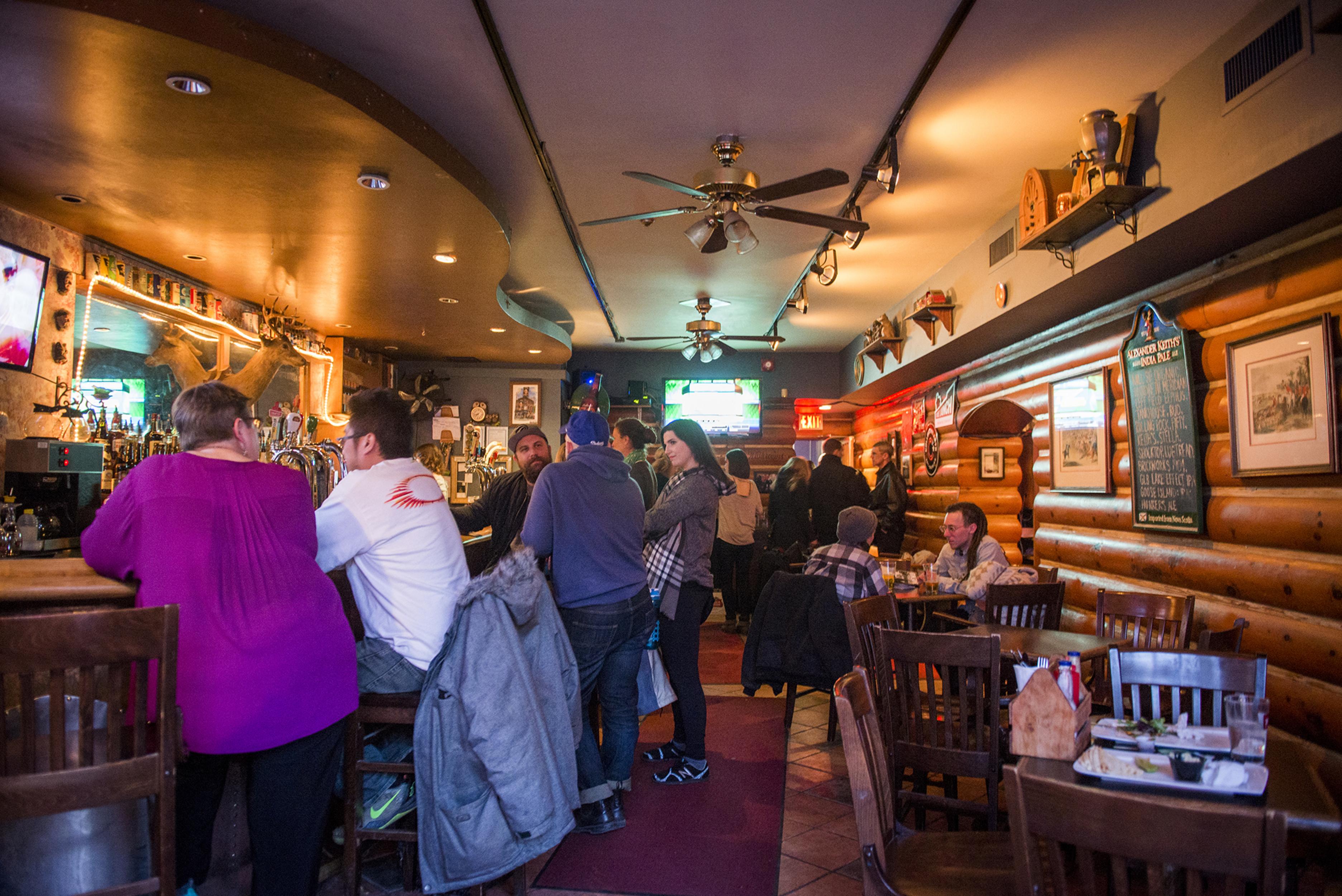 Clintons Tavern Toronto