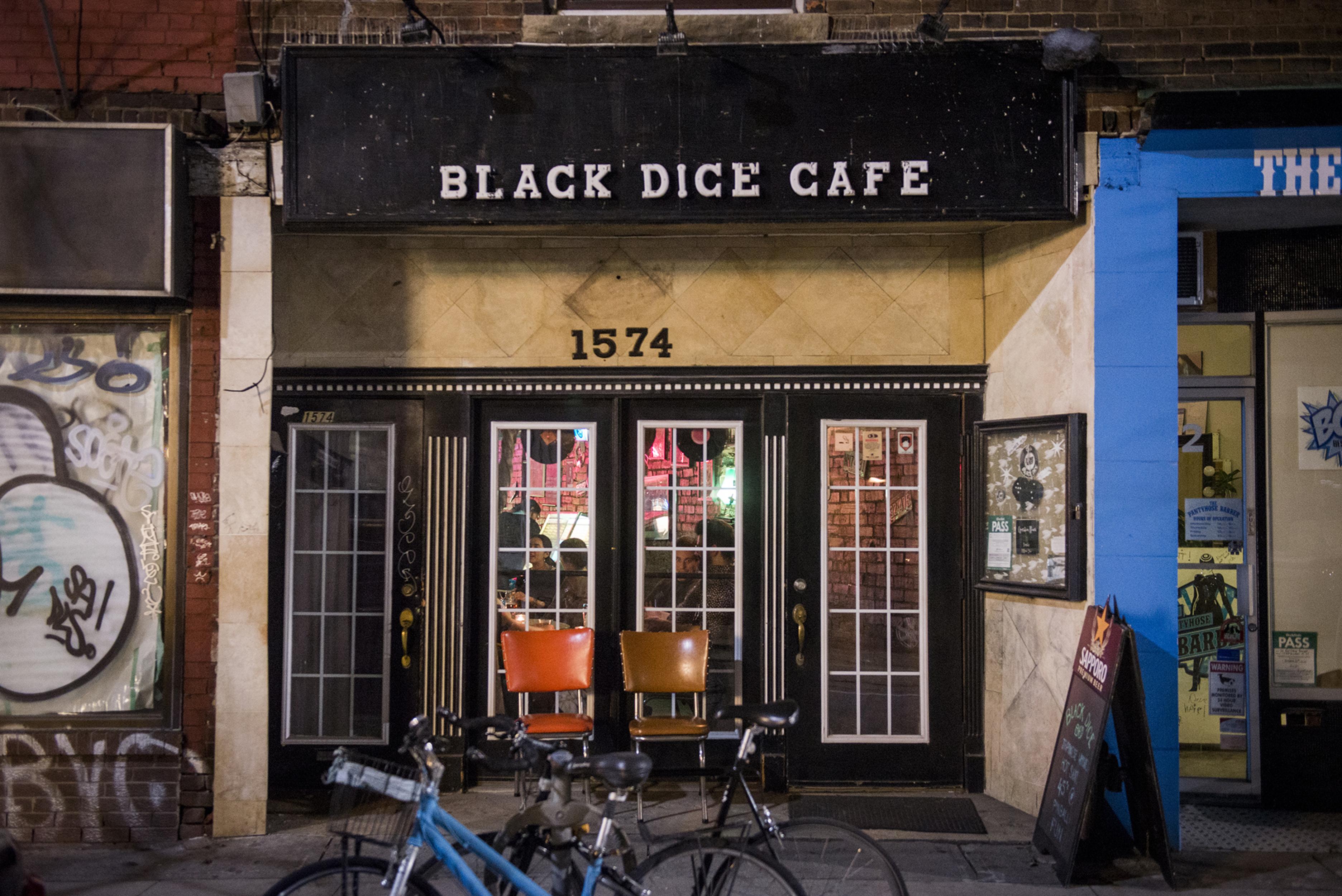 Black Dice Toronto