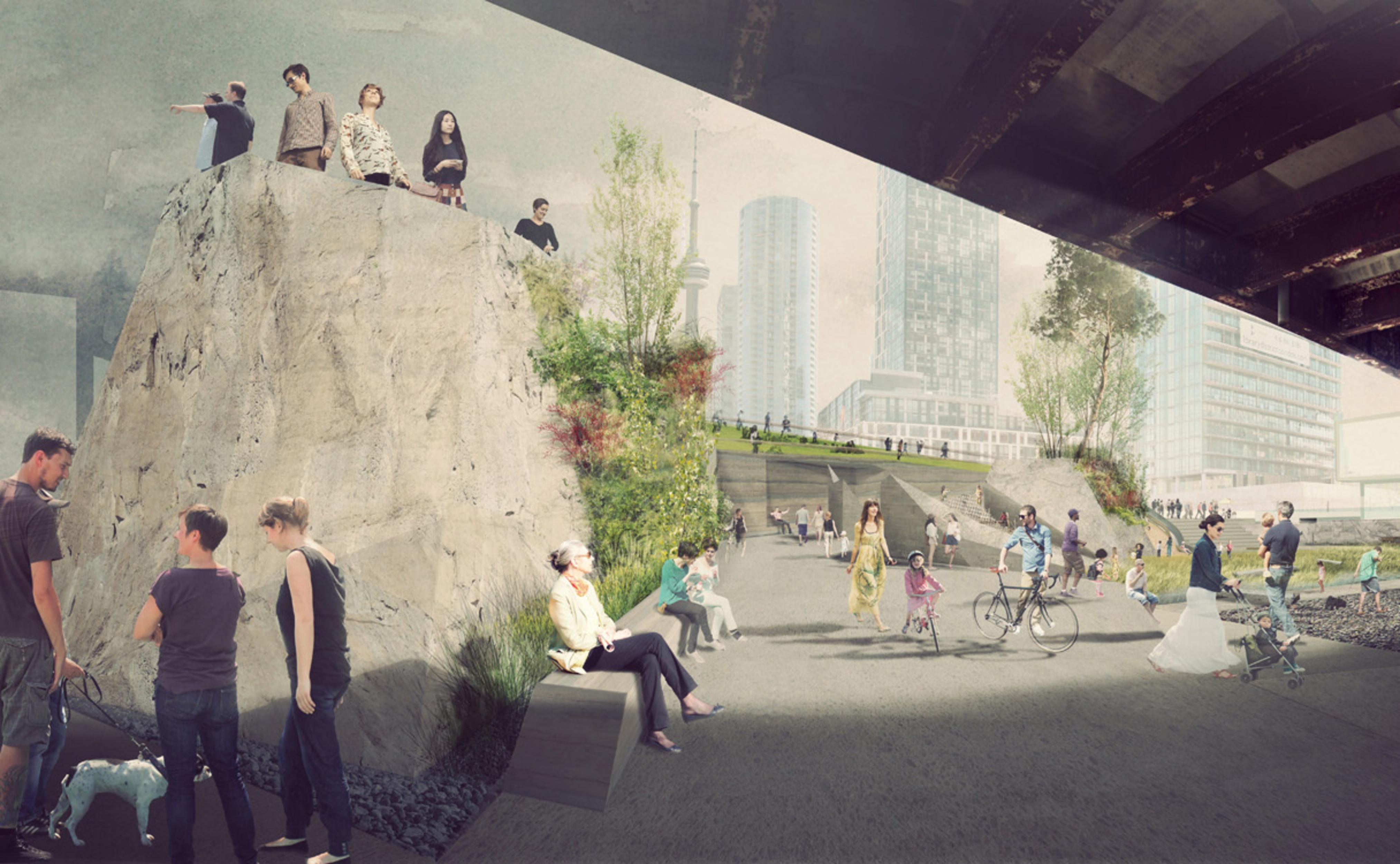 Mouth Creek Park Toronto