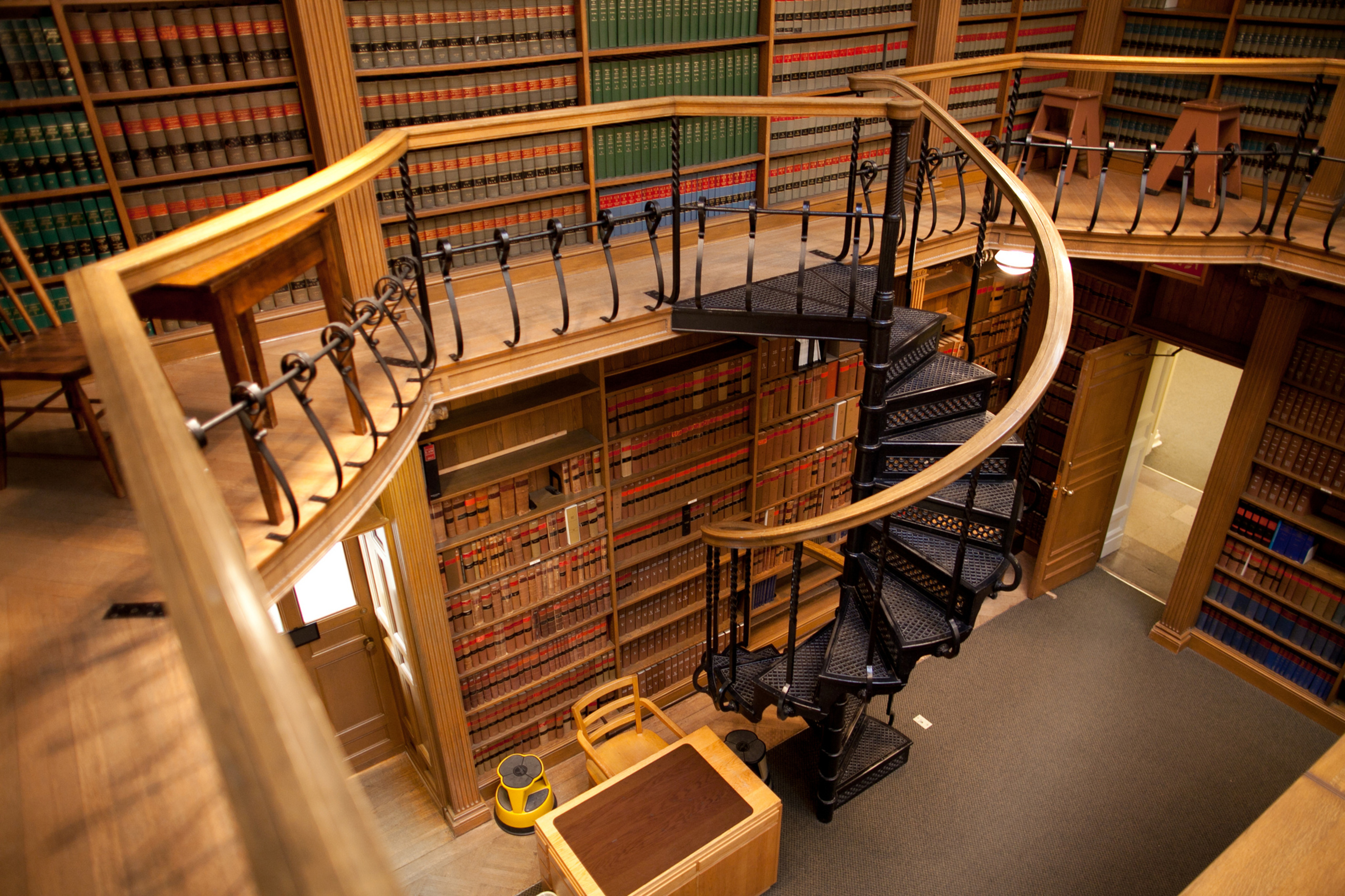 american room osgoode hall library