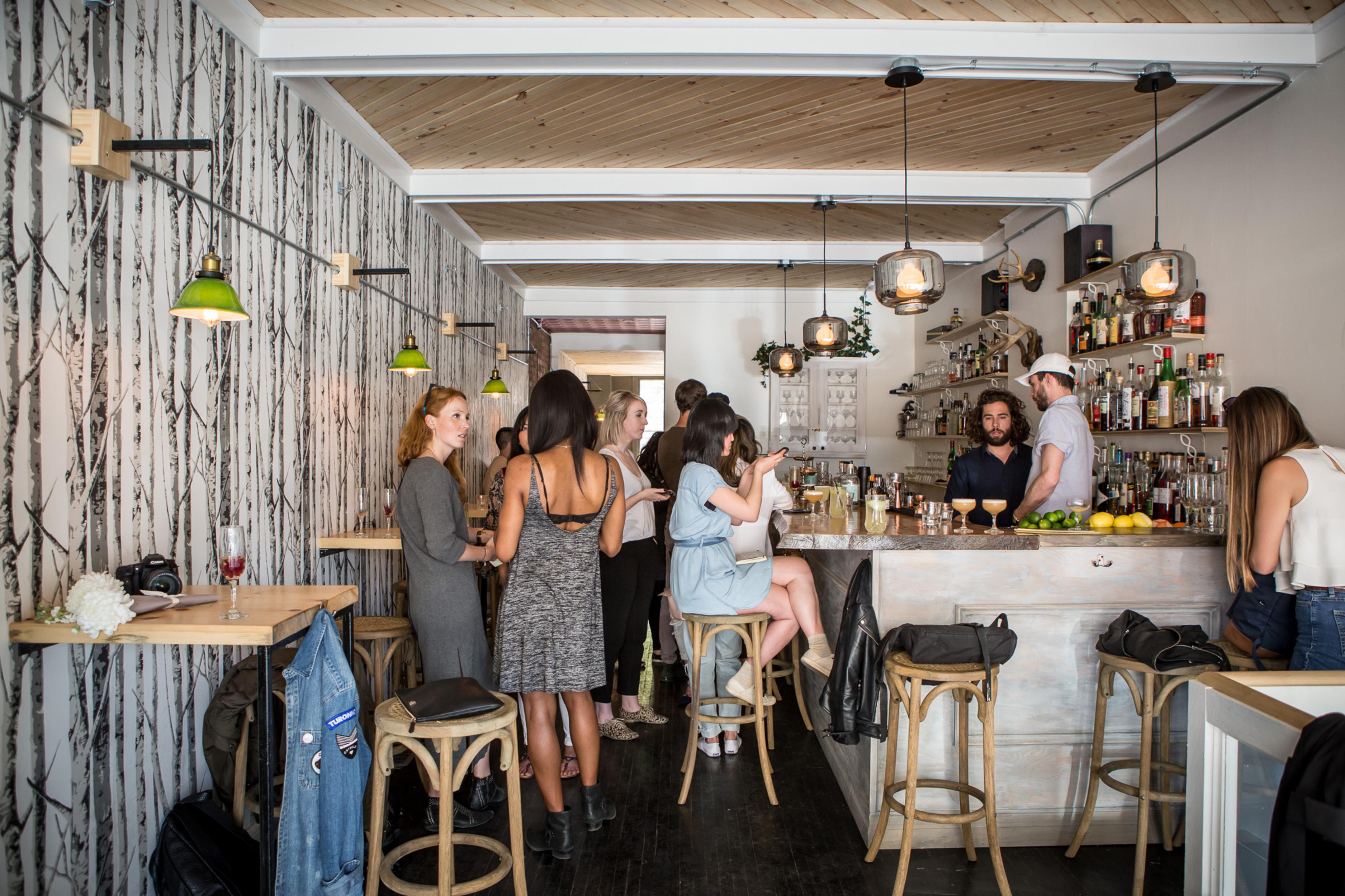Clocktower Bar Toronto
