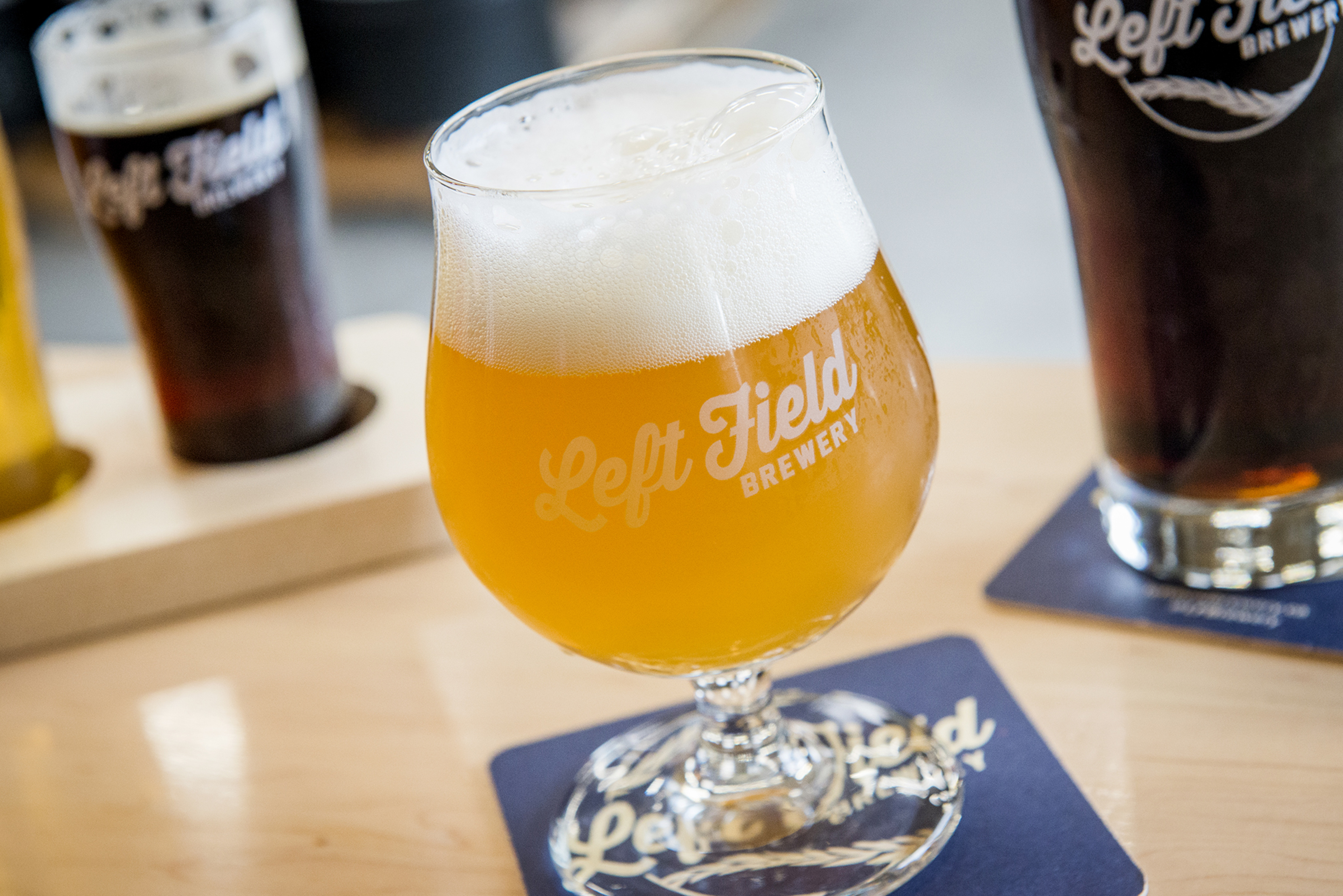Left Field Brewery Toronto