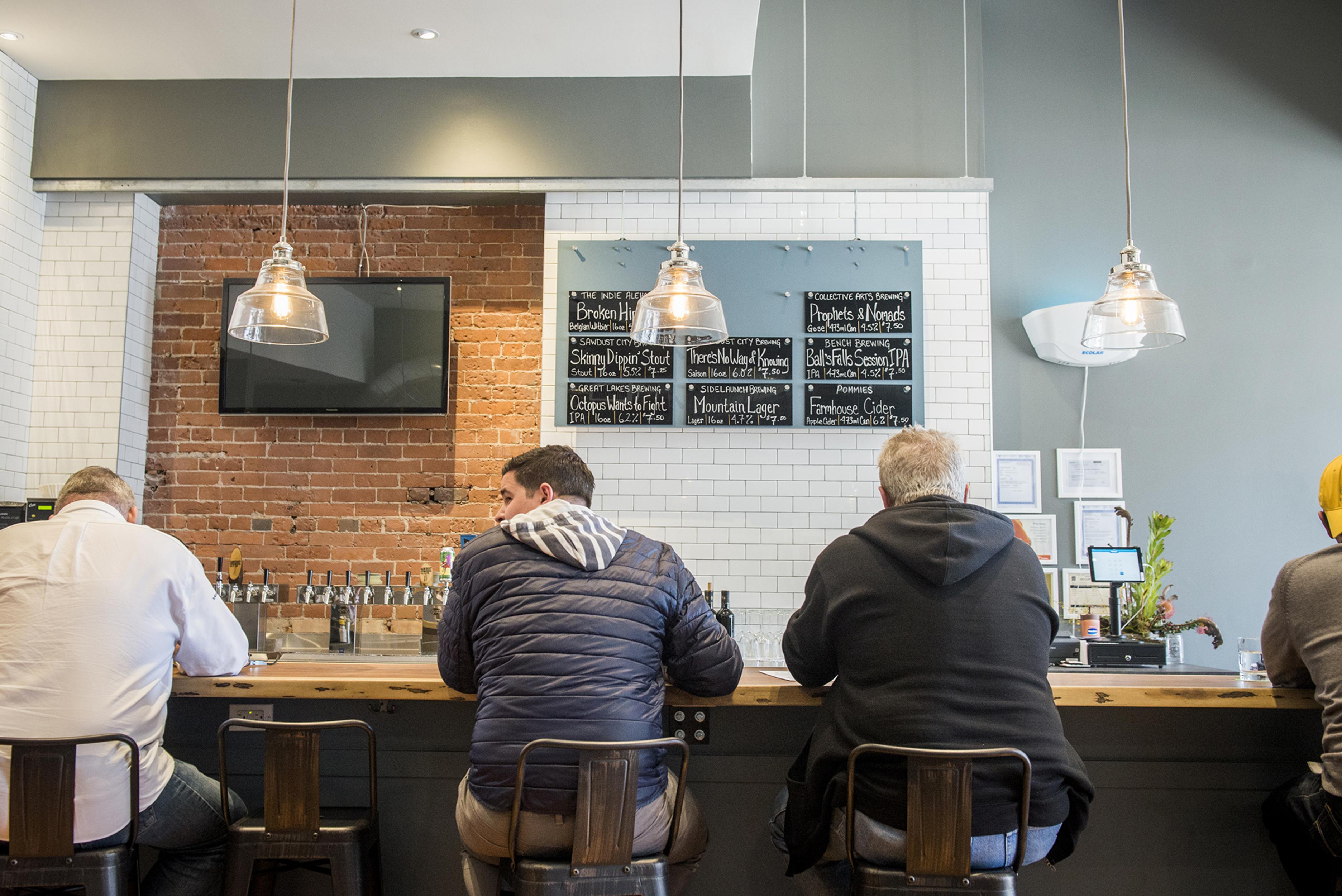 Eastbound Brewing Toronto