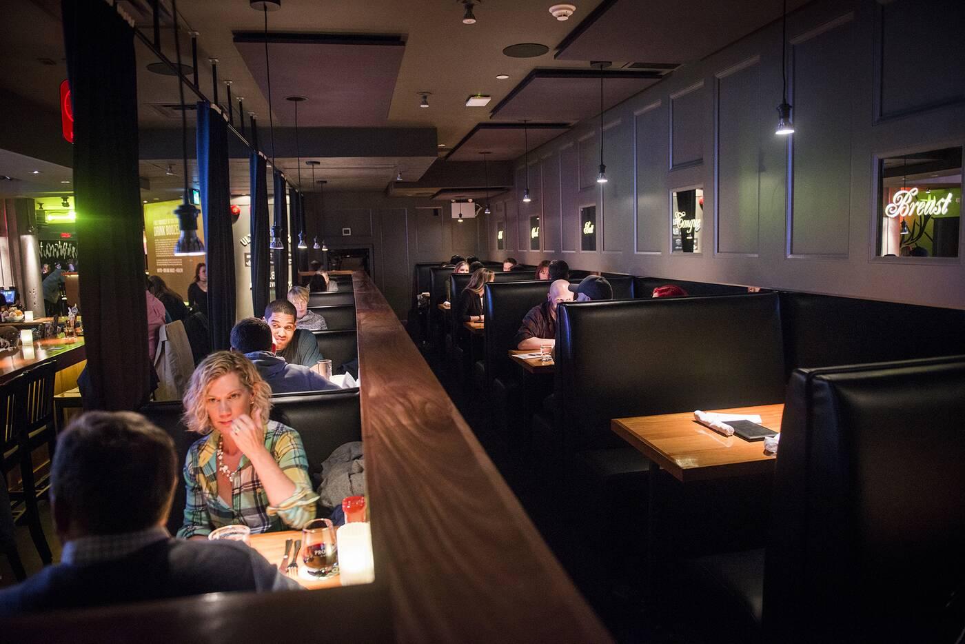 Prohibition Gastrohouse Eglinton Blogto Toronto