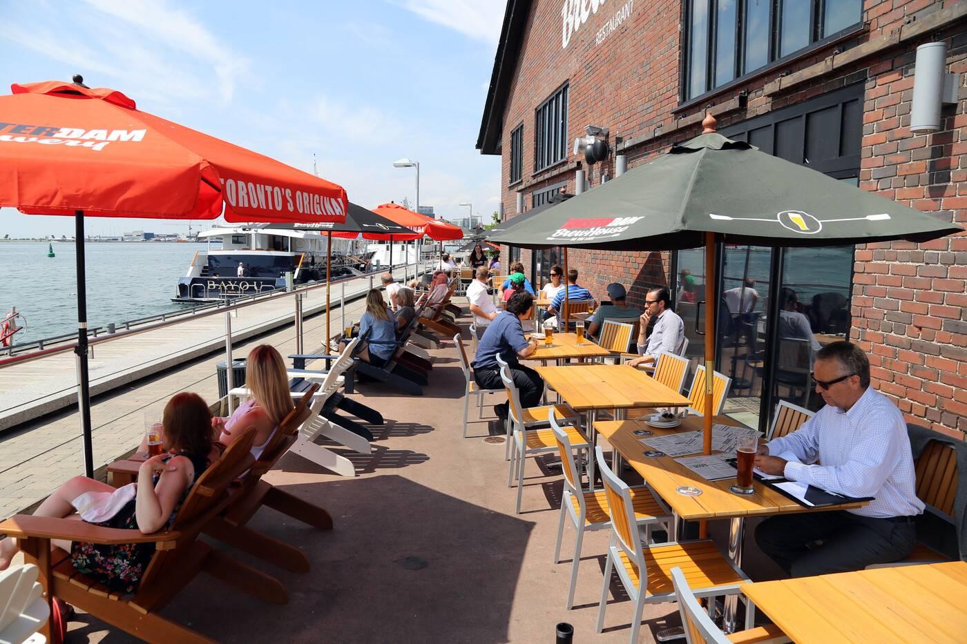Restaurant Furniture Toronto Ontario : The best patios in toronto
