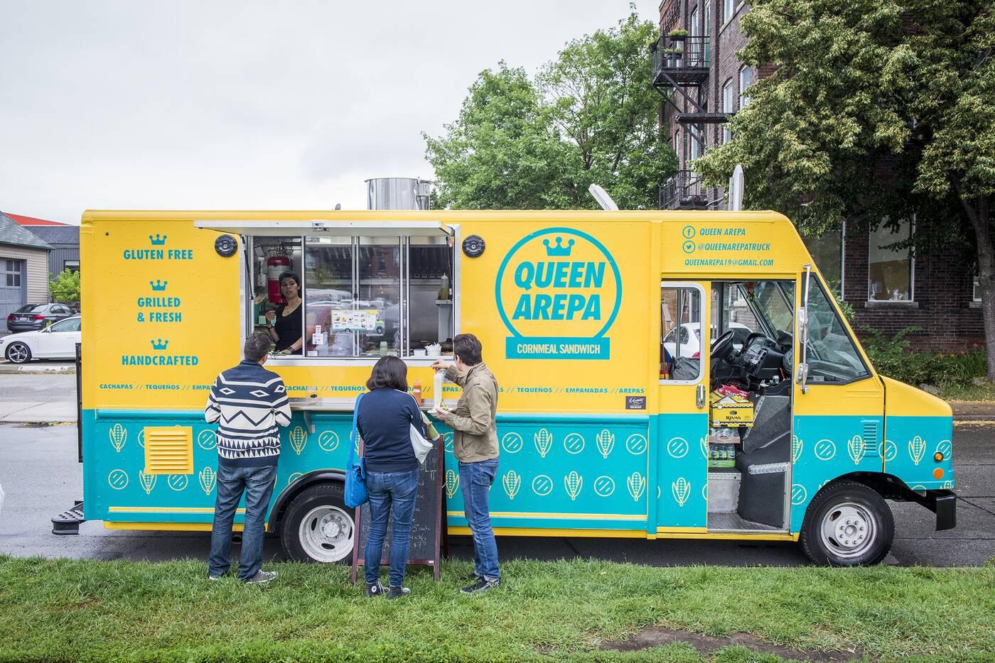 Toronto Arepa Food Truck